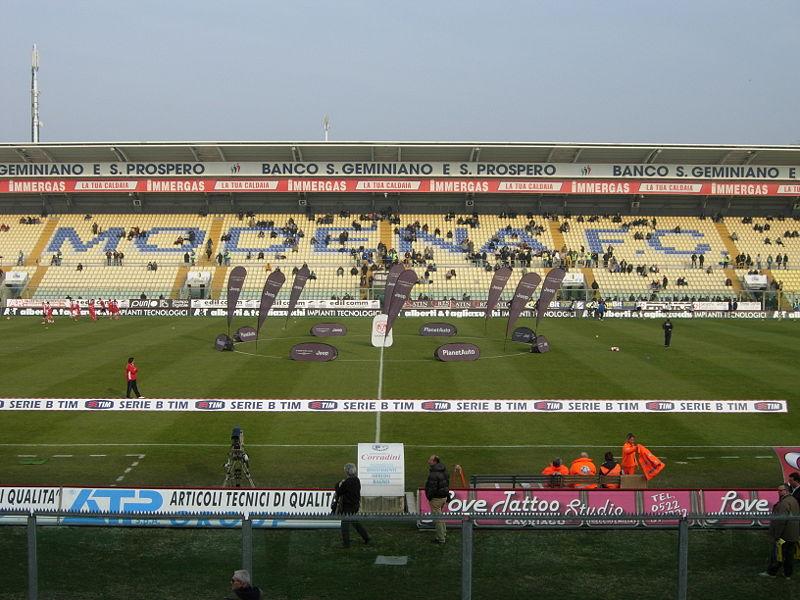 Stadio_Alberto_Braglia Planning a Football Trip to Sassuolo FC (Reggio Emilia)