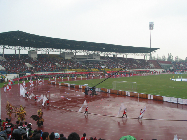 List of stadiums in Indonesia - Wikipedia, the free
