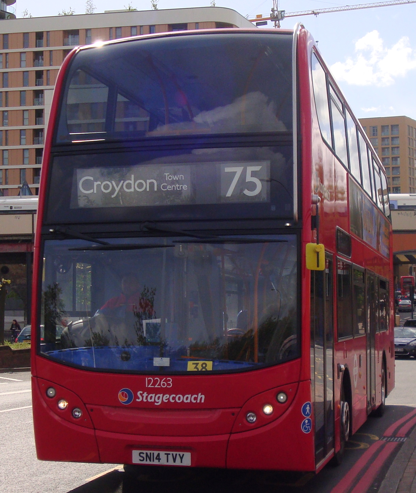 london buses route 75 - wikipedia