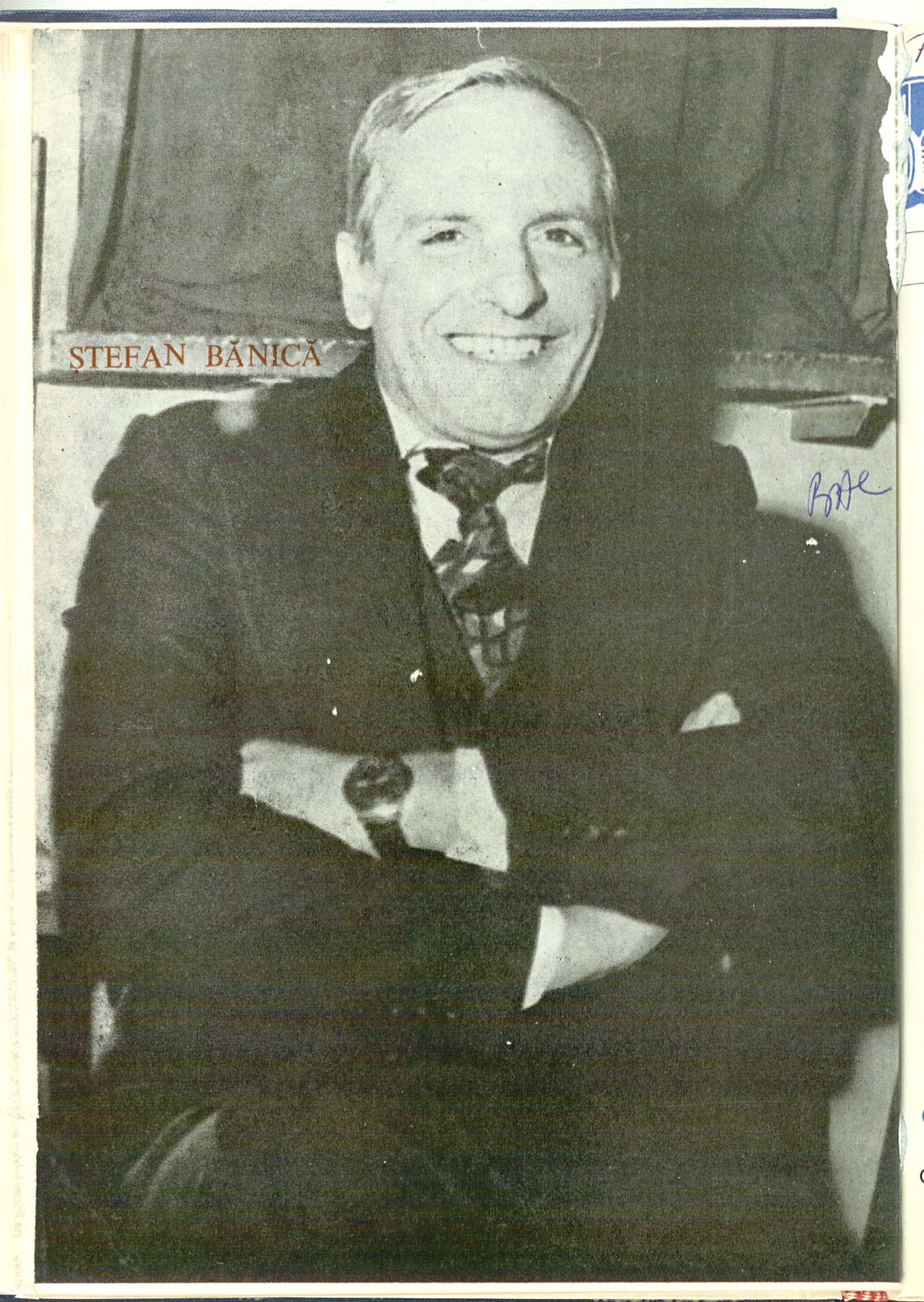 Ștefan Bănică - Wikipedia