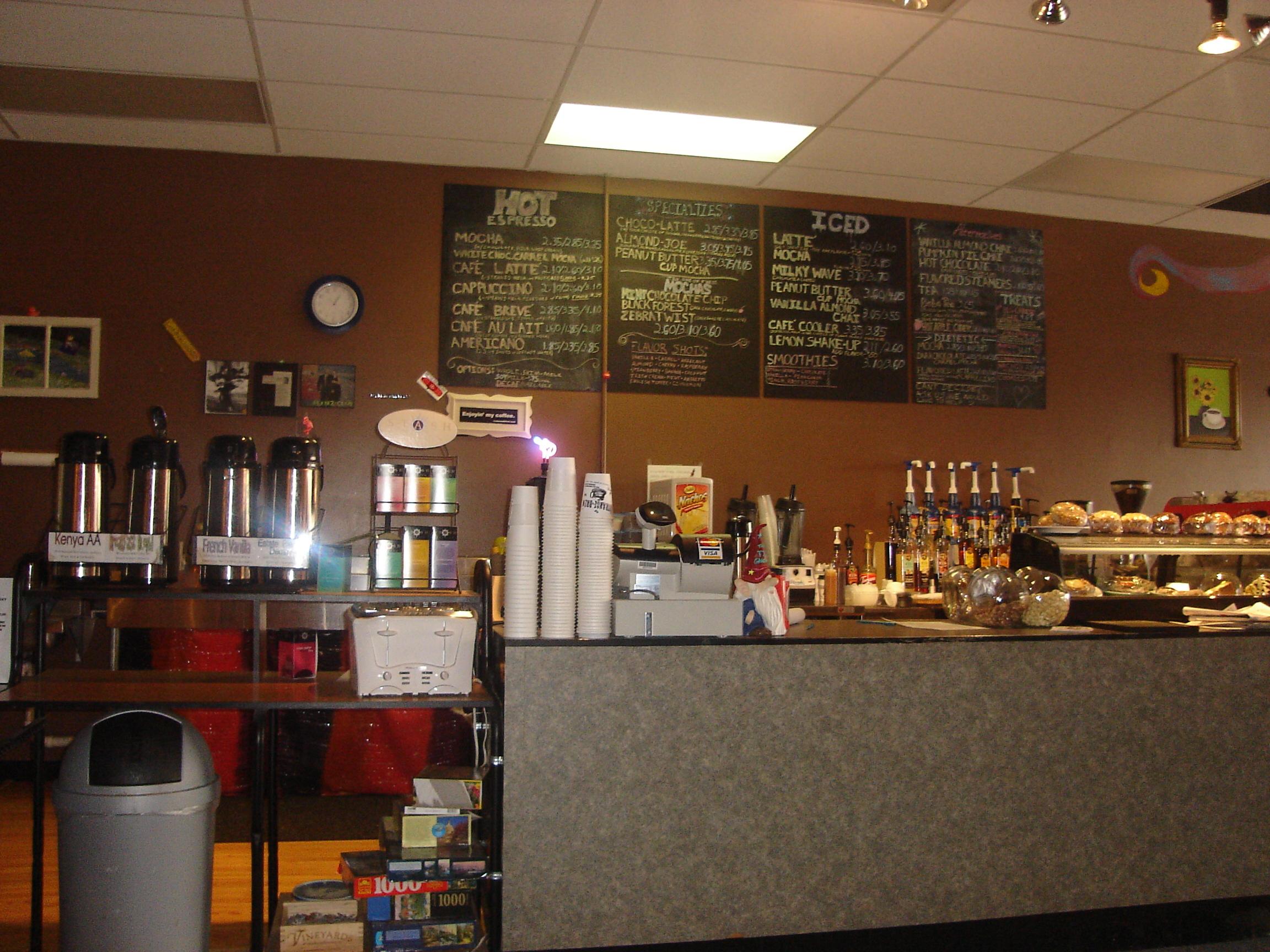 C Coffee Shop