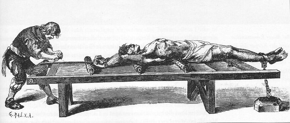 Image result for torture rack