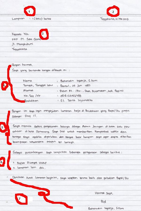 Berkassurat Lamaranjpg Wikipedia Bahasa Indonesia