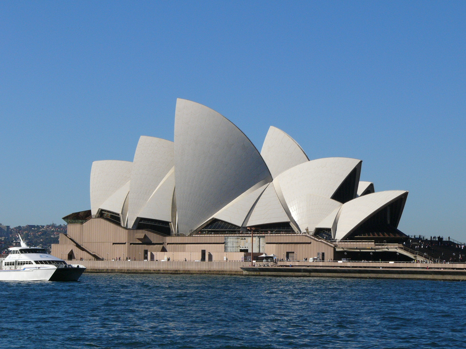 Sydney Opera House Facts Wikipedia Sydney Opera House For The