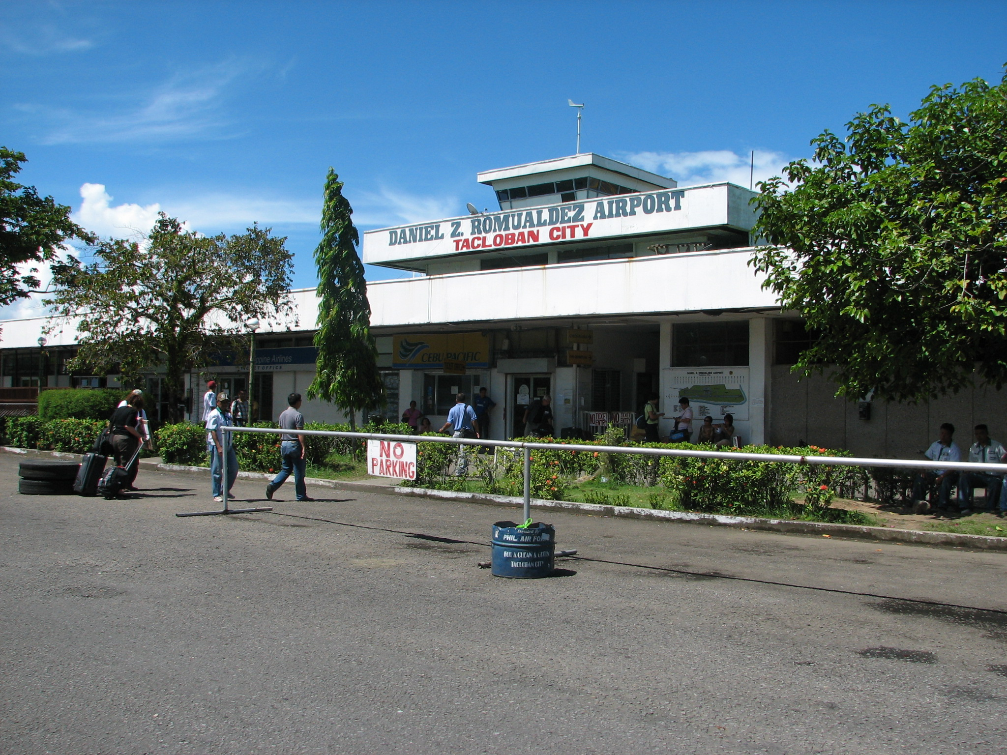 فرودگاه دنیل ز. روموالدز