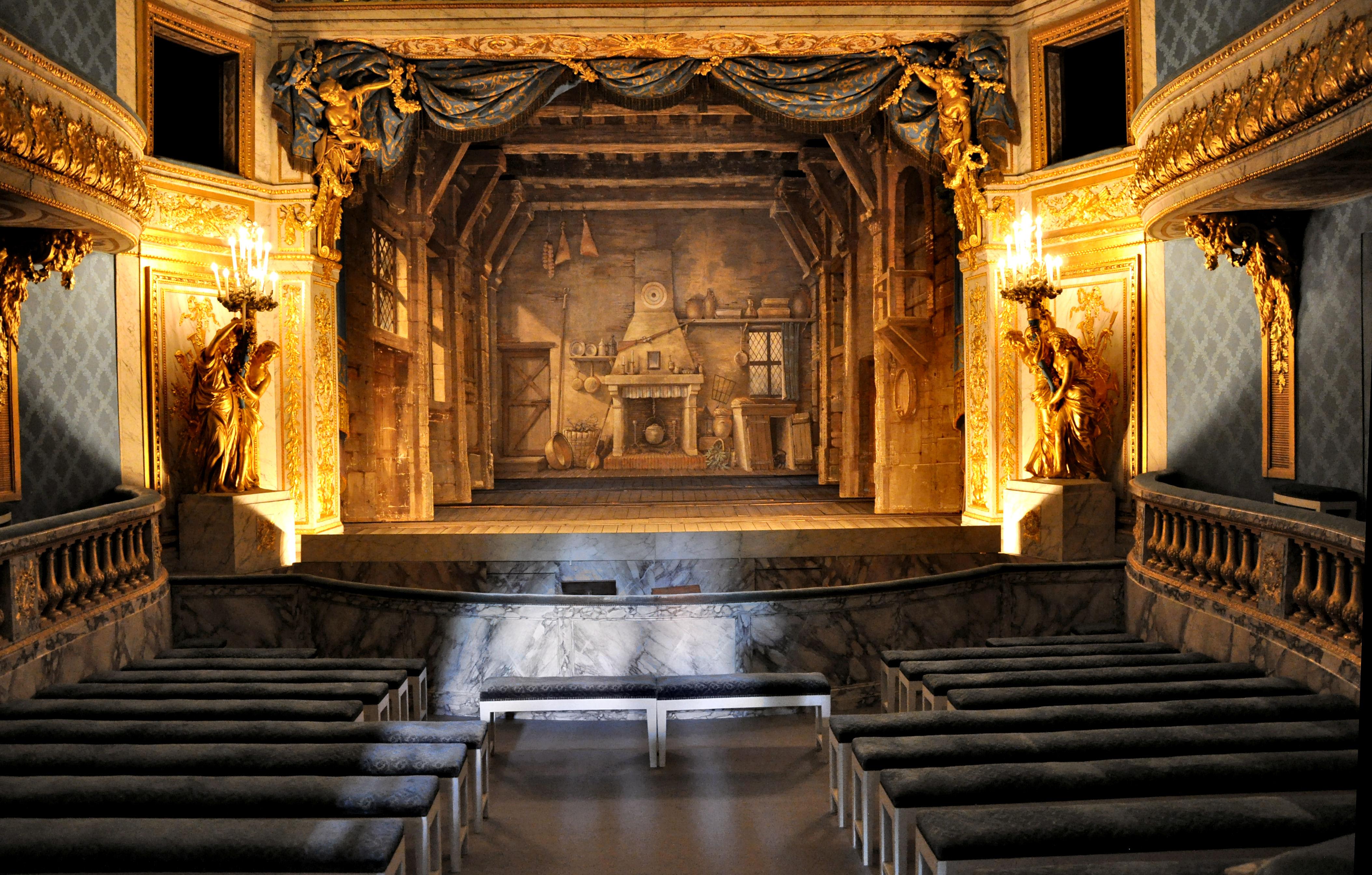 salle theatre versailles