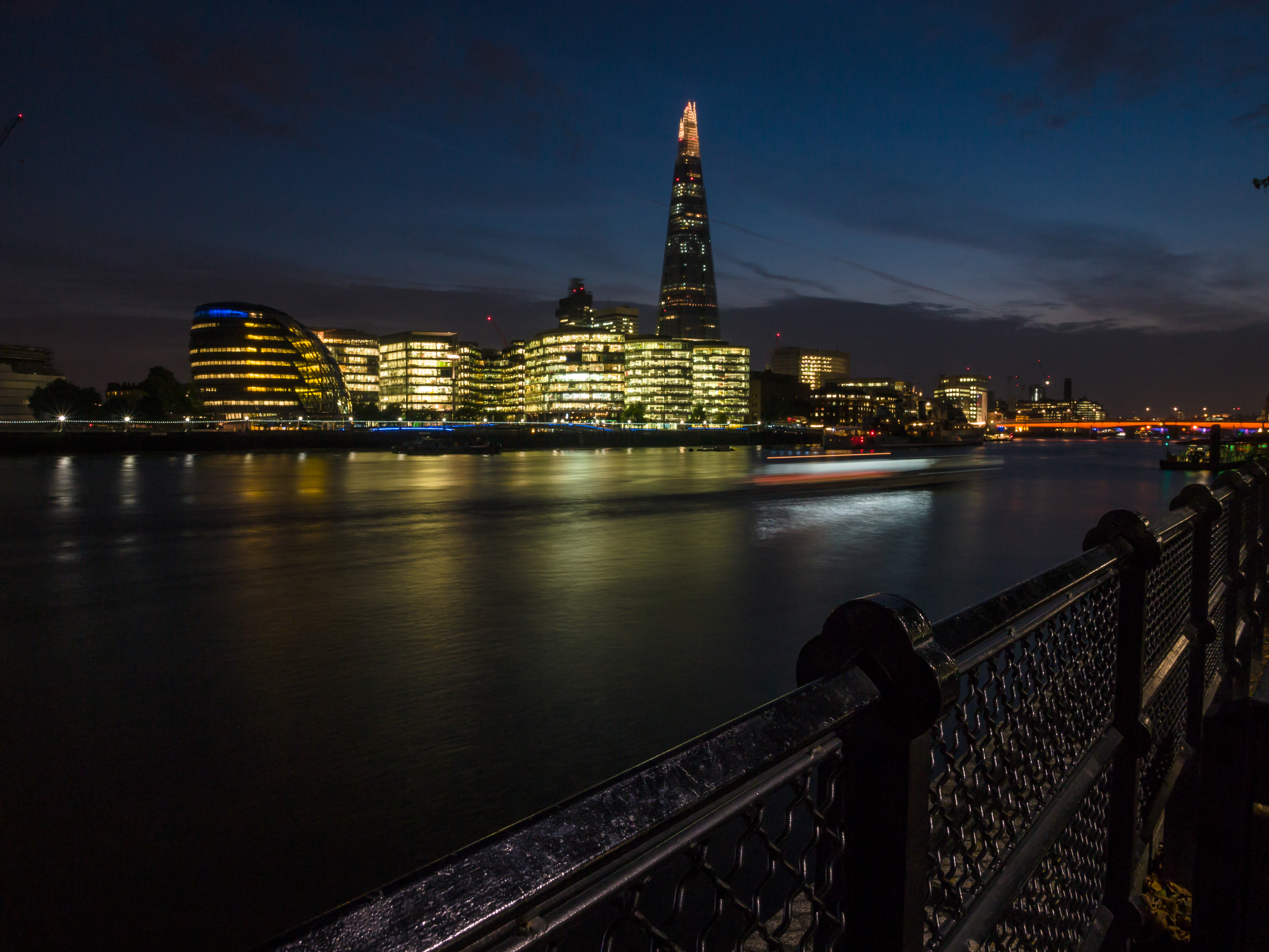 File The Shard By Night Jpg