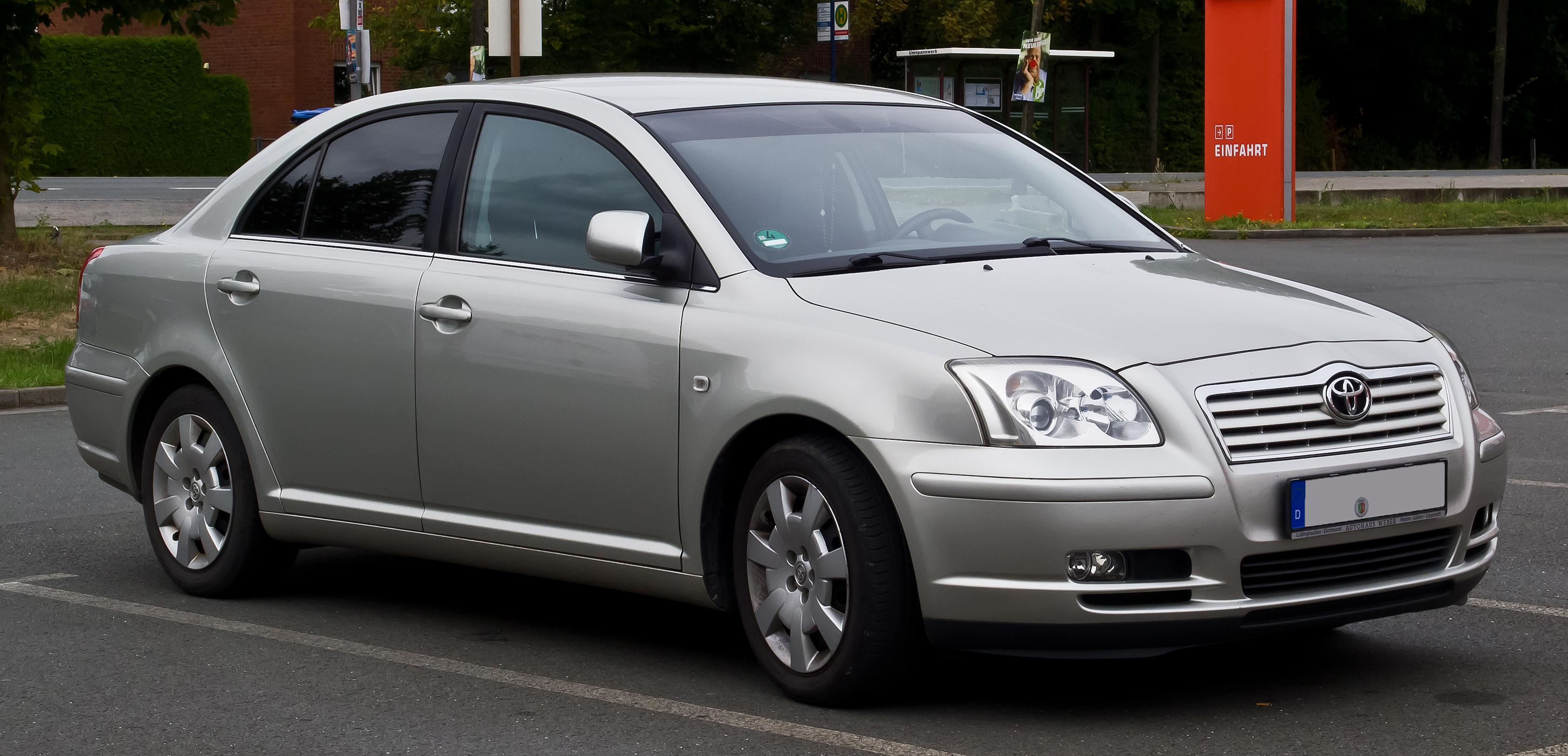 Toyota D Cat Verbrauchsanzeige Reseten