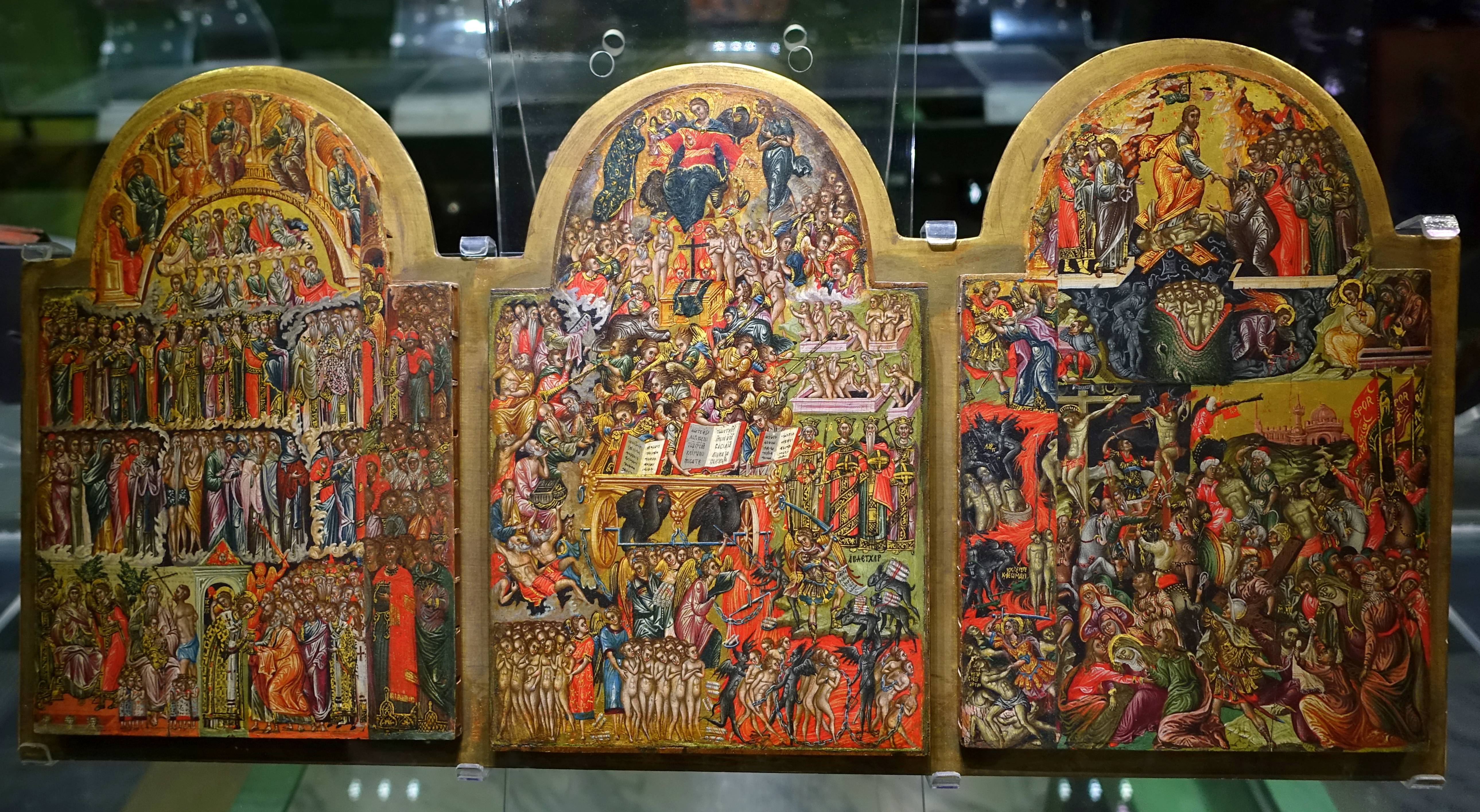 File:Triptych Of The Just In Glory, The Final Judgment