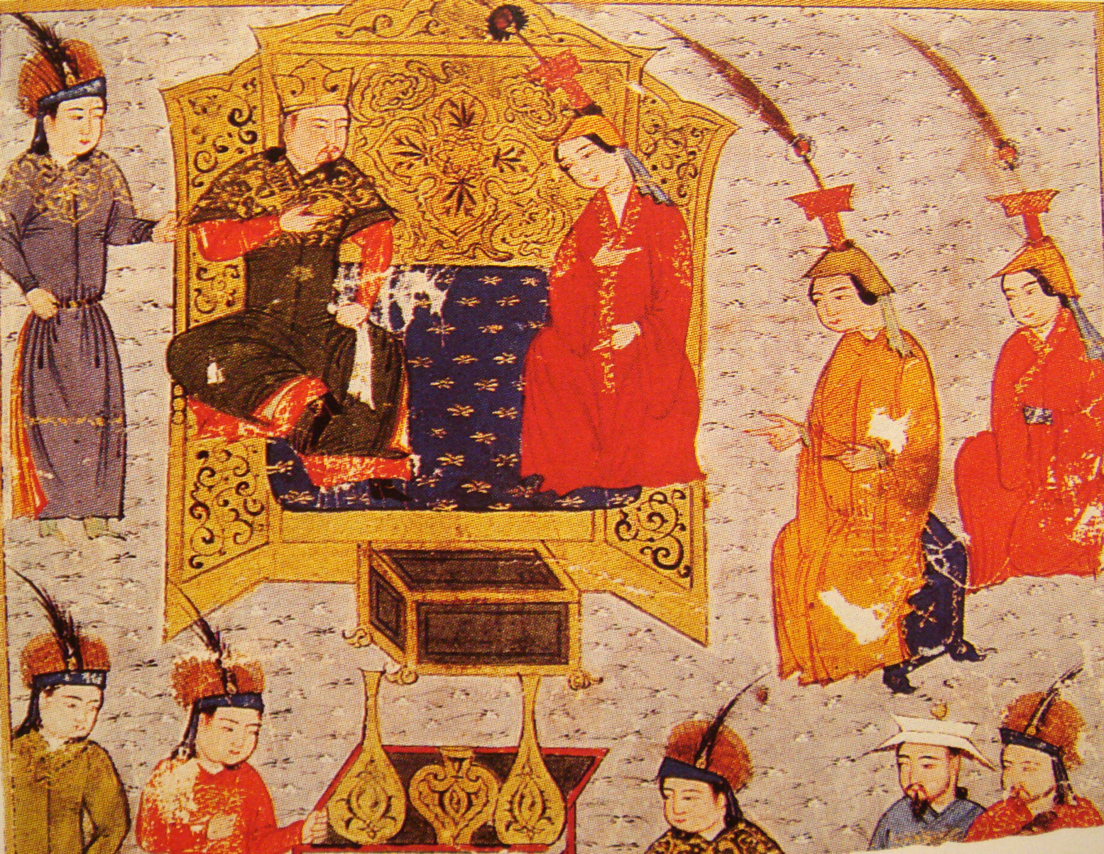 Sorghaghtani Beki - Wikipedia bahasa Indonesia, ensiklopedia bebas