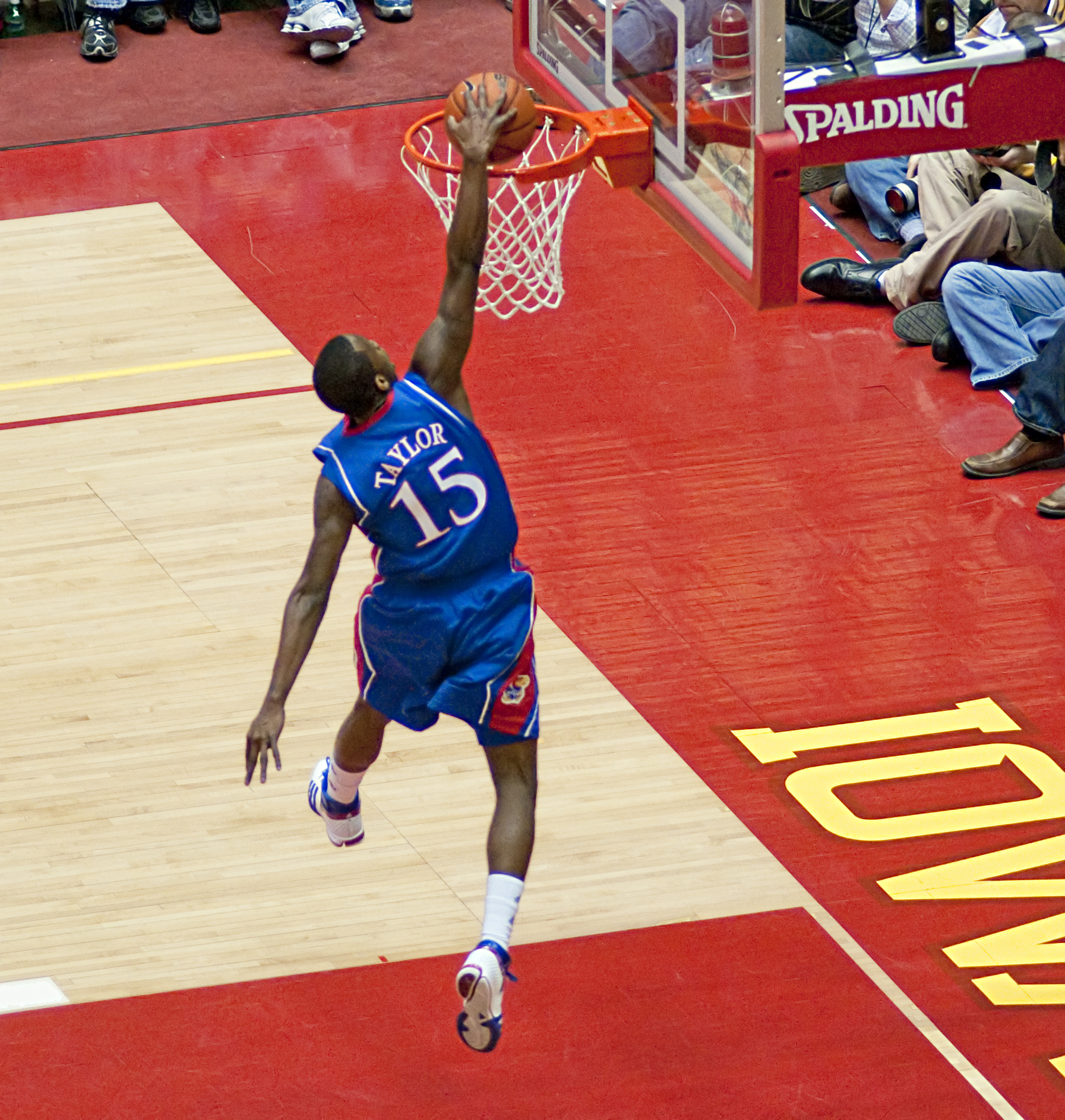 Blazers Basketball Reference: Tyshawn Taylor