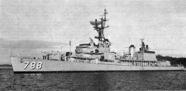 USS Hollister (DD-788) - Wikipedia