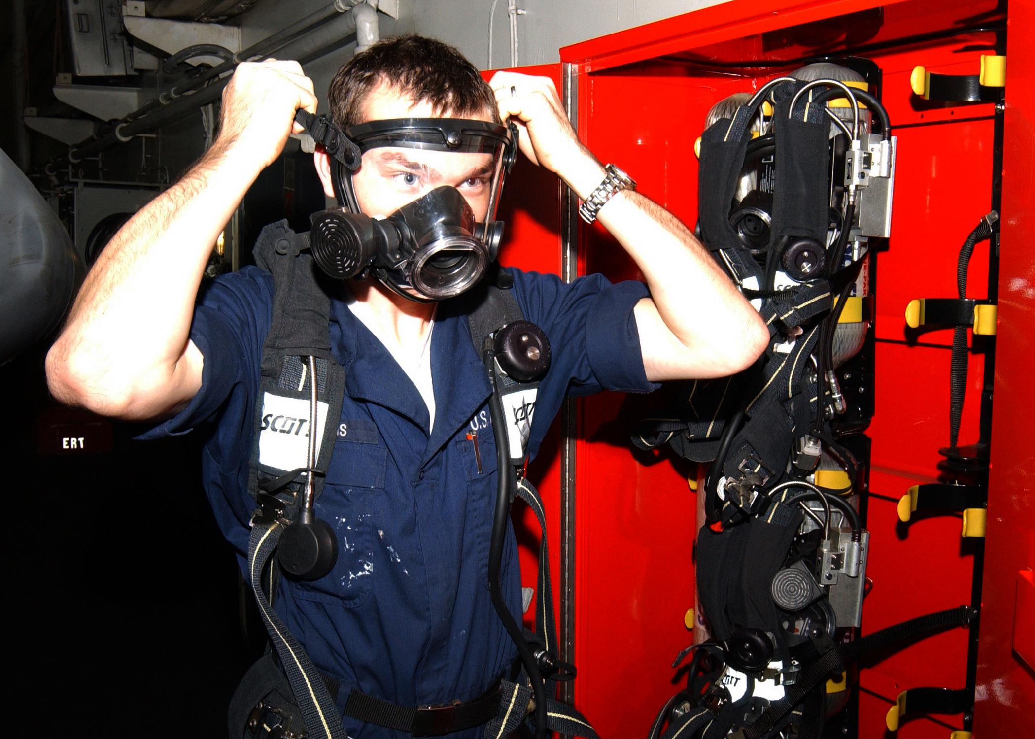 File:US Navy 021102-N-6817C-005 Damage Controlman Fireman Aaron ...