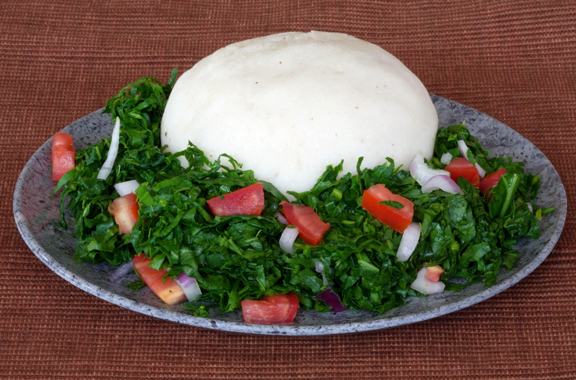 Image result for ugali recipe