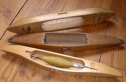 シャトル (織物) - Wikipedia