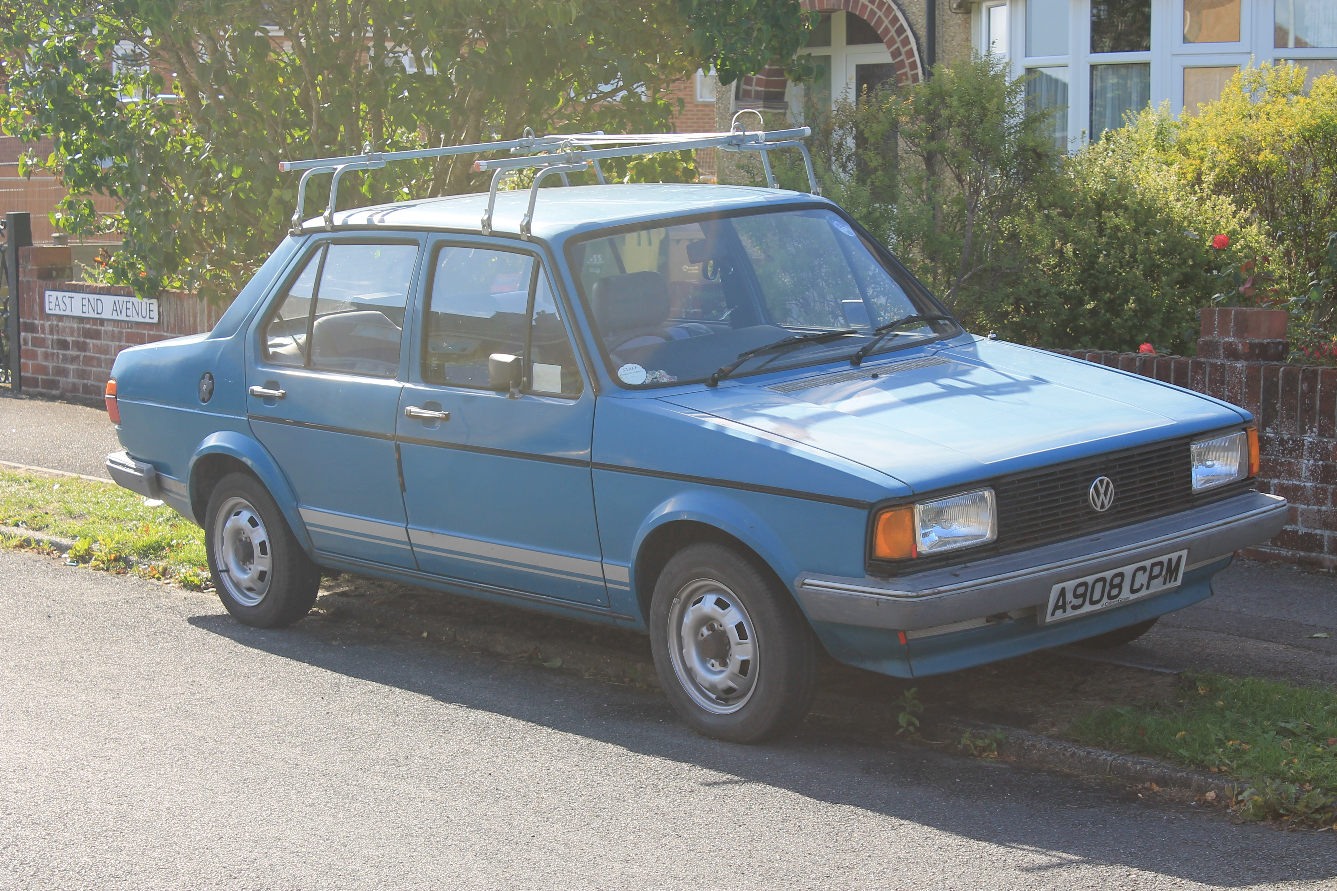 Vw Company Car