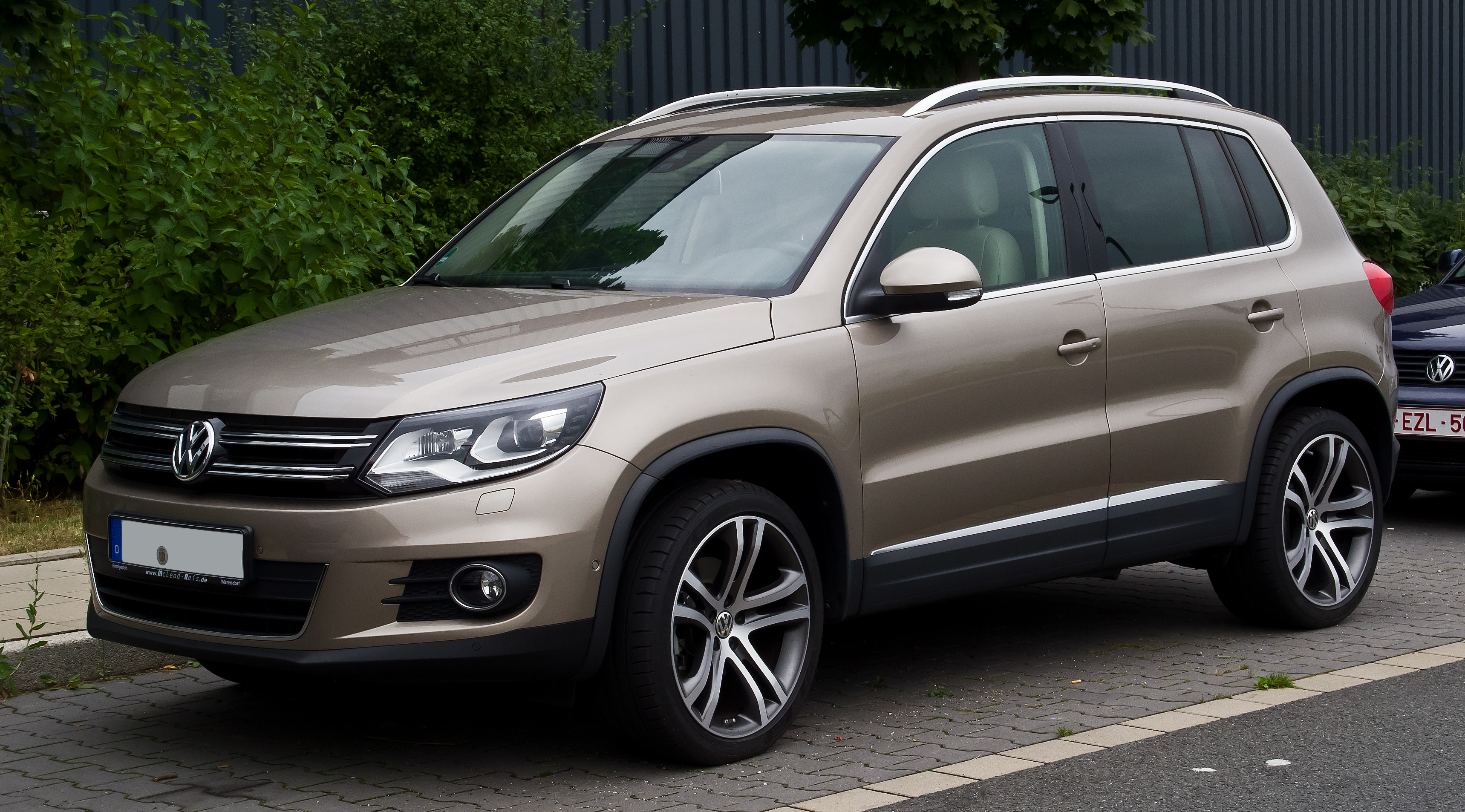 volkswagen tiguan wikiwand. Black Bedroom Furniture Sets. Home Design Ideas