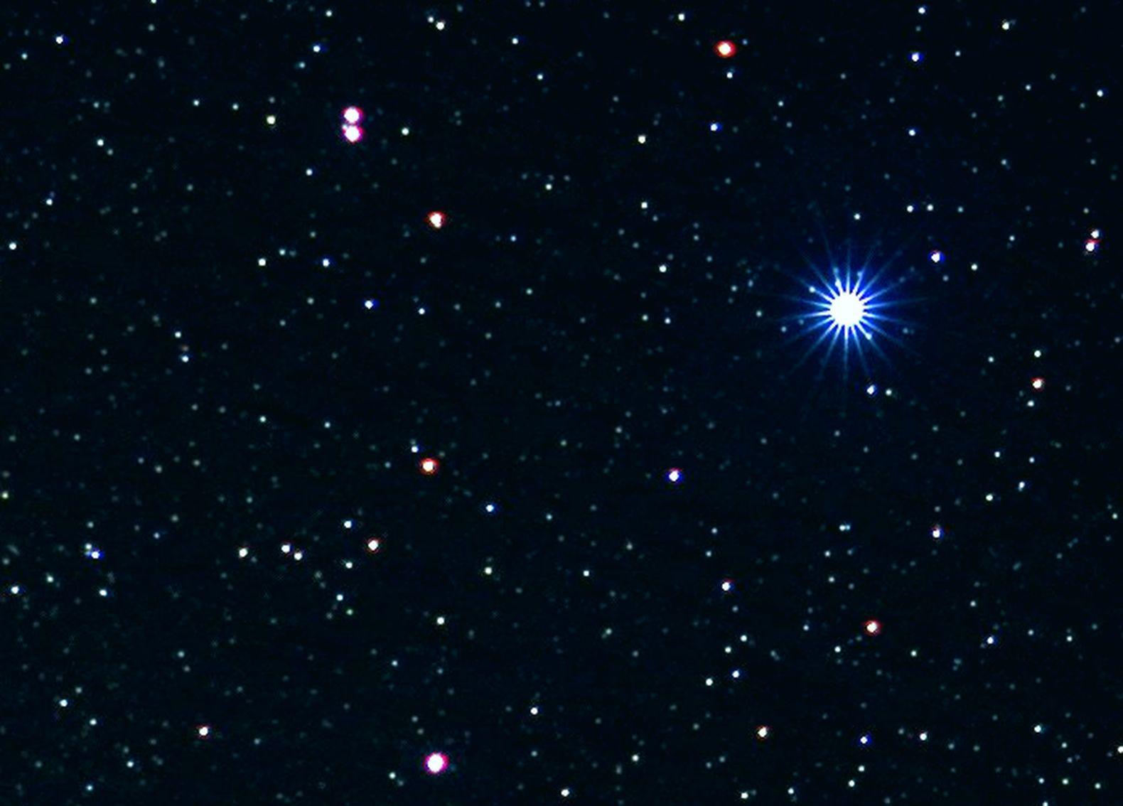 vega star to earth - photo #17