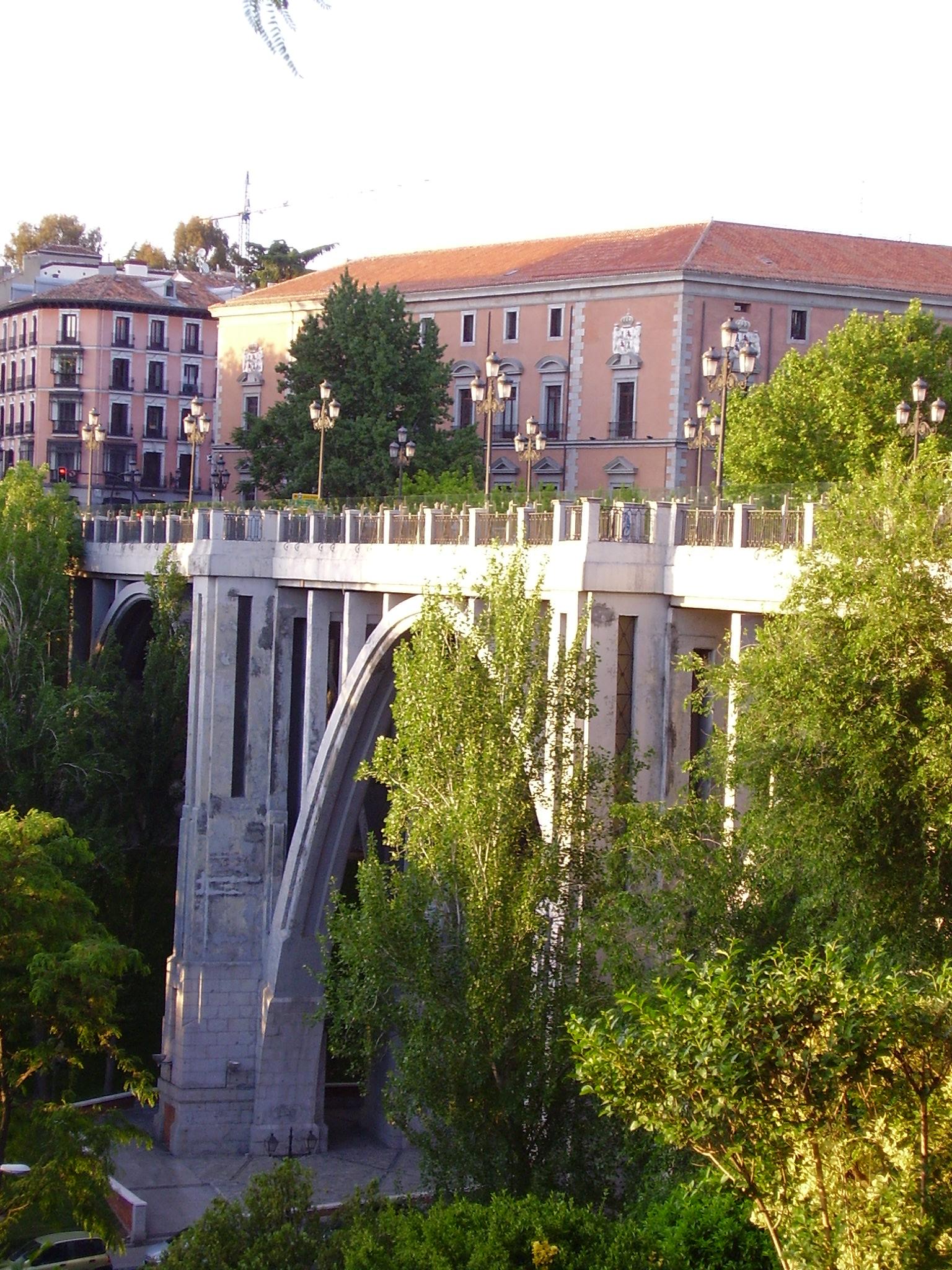 Viaducto Madrid