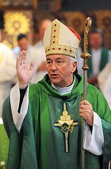 Archbishop of Westminster Wikimedia list article