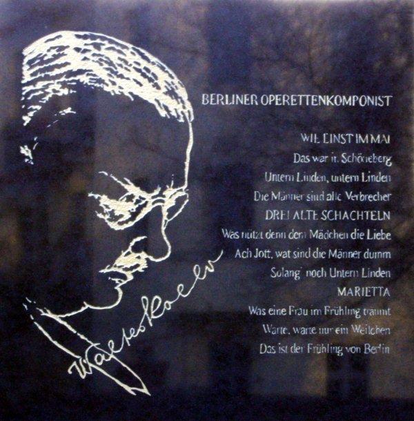 Walter kollo wikipedia la enciclopedia libre for Musica orientale famosa