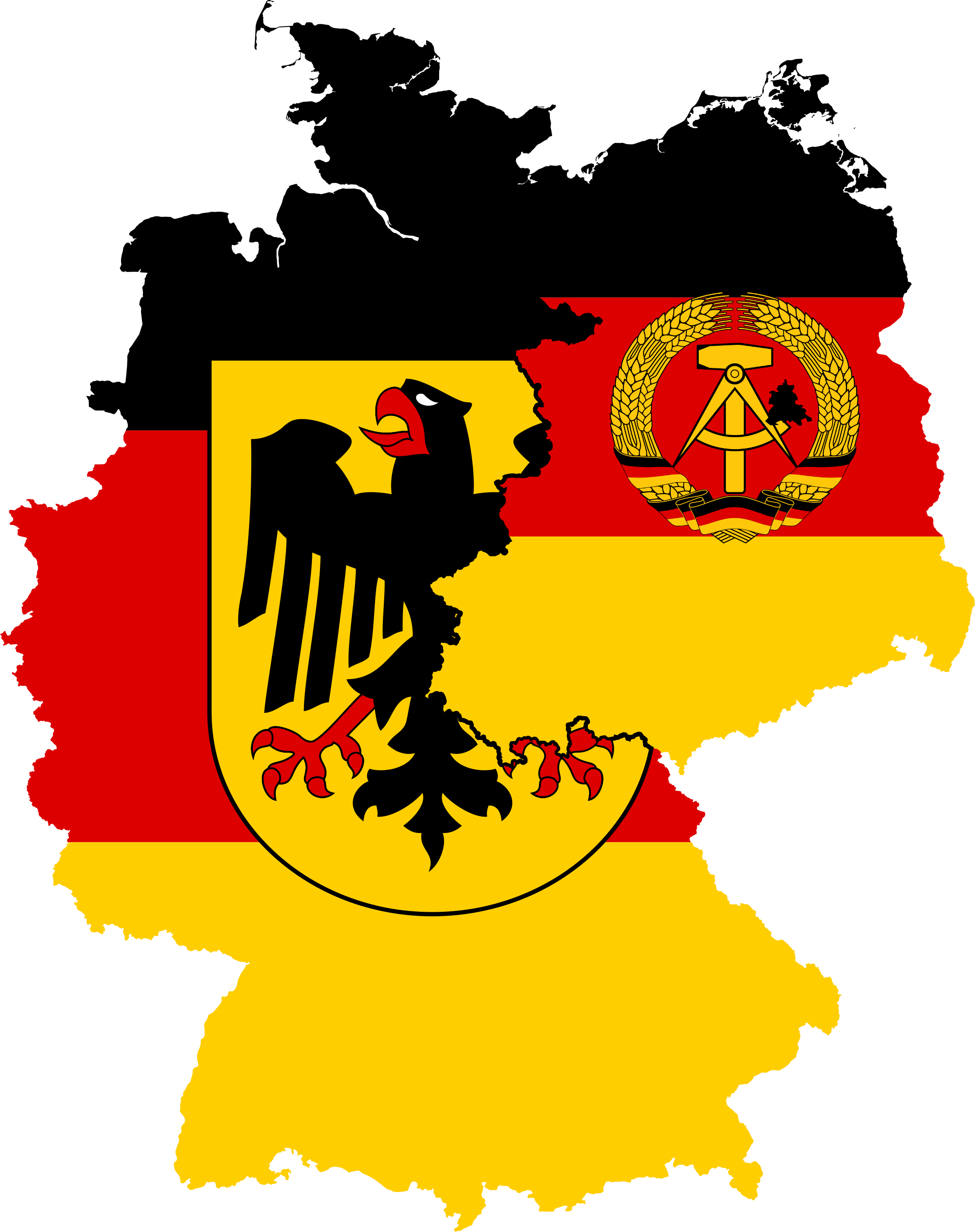 filewest germany east germany flag map 1948 1990png