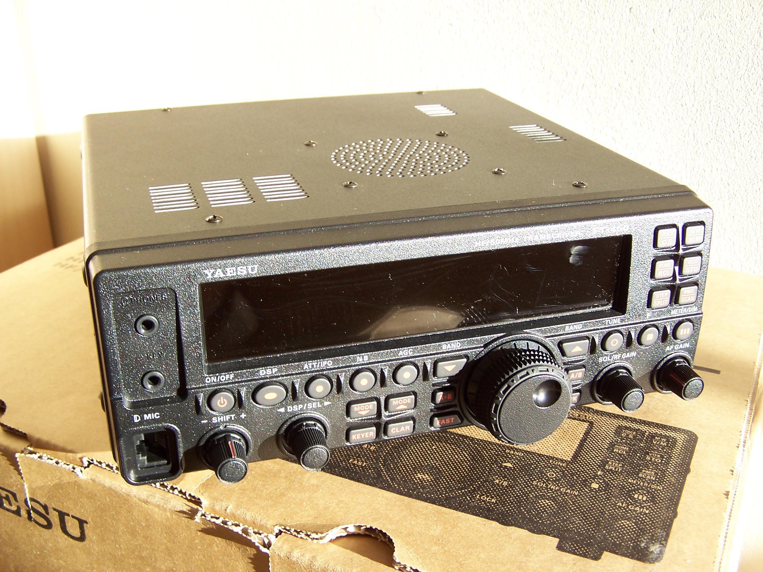 Yaesu FT-450 - Wikipedia