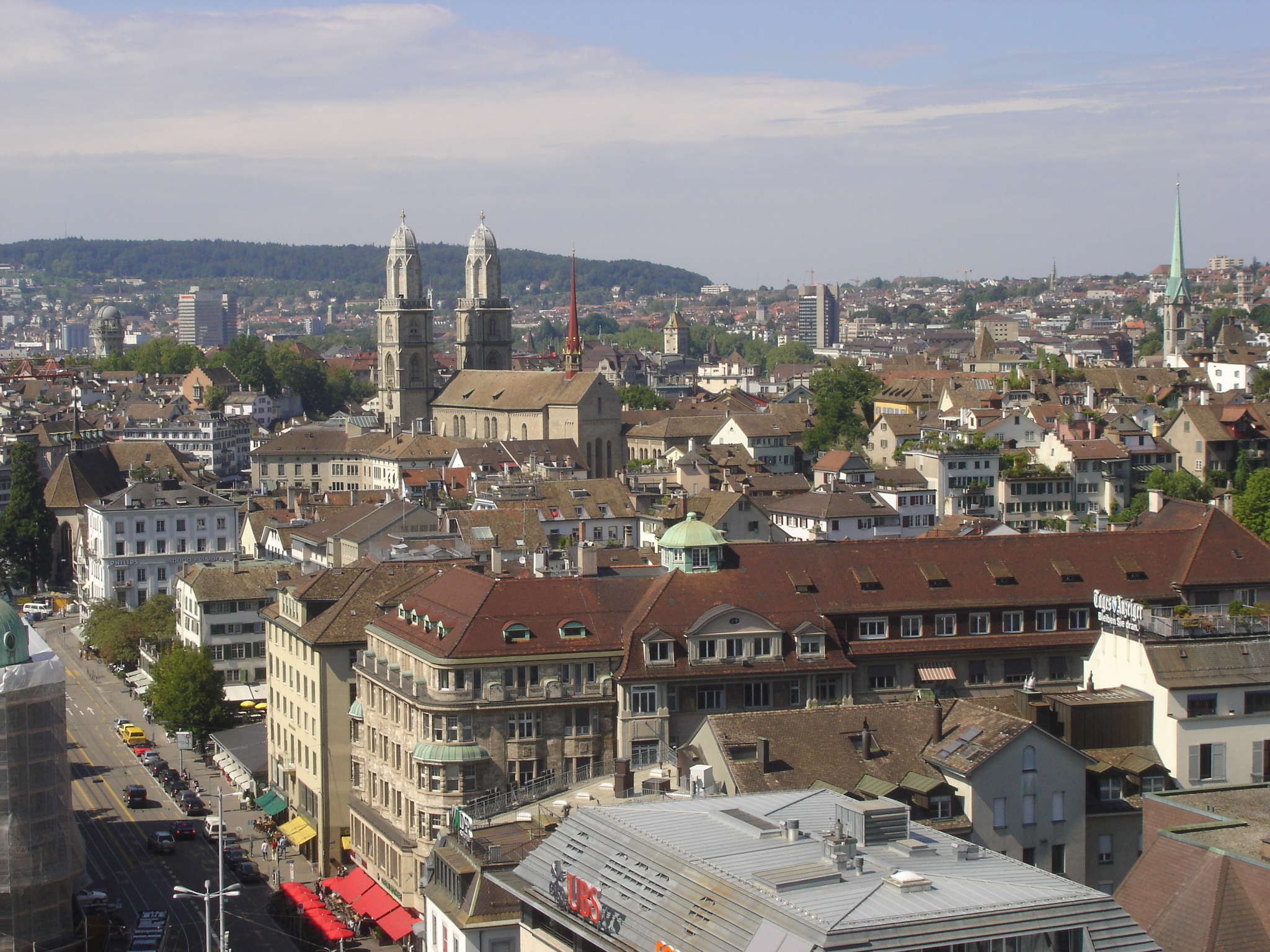 Zurich sucht Chef | experten Report