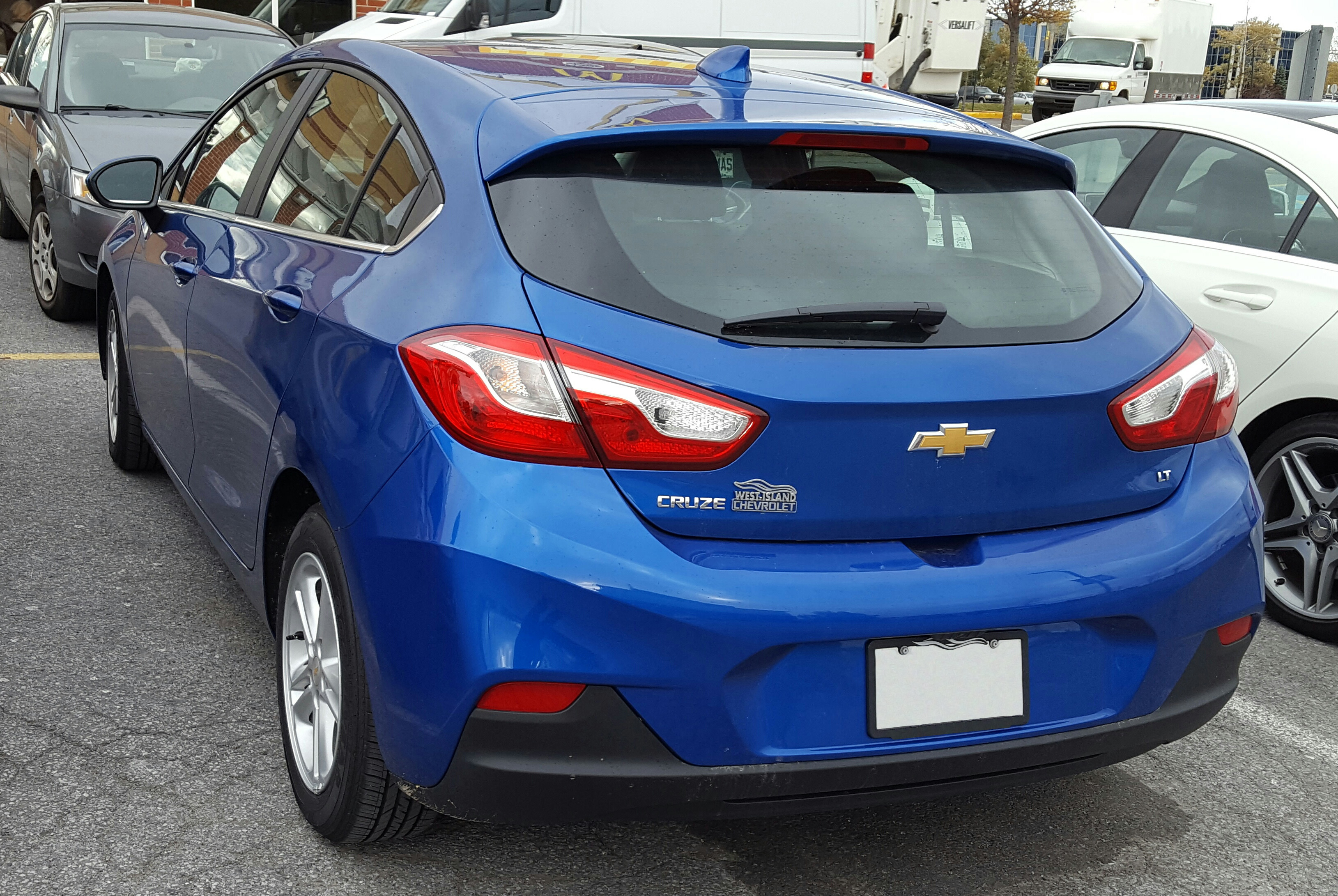 Chevrolet Cruze Wiki Amp Review Everipedia