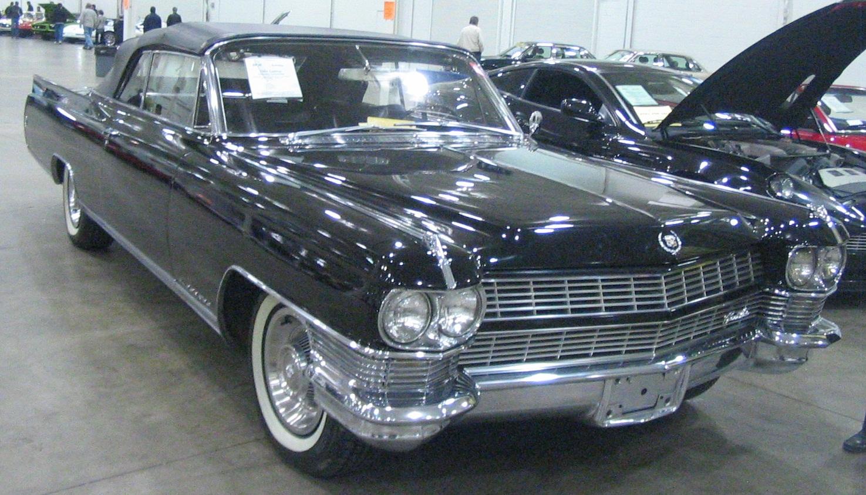 File:\'64 Cadillac Eldorado Convertible (Toronto Spring \'12 Classic ...