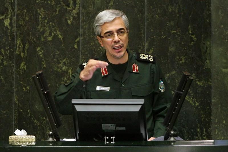 Картинки по запросу ژنرال محمد حسین باقری
