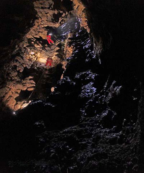 غار جهانبین