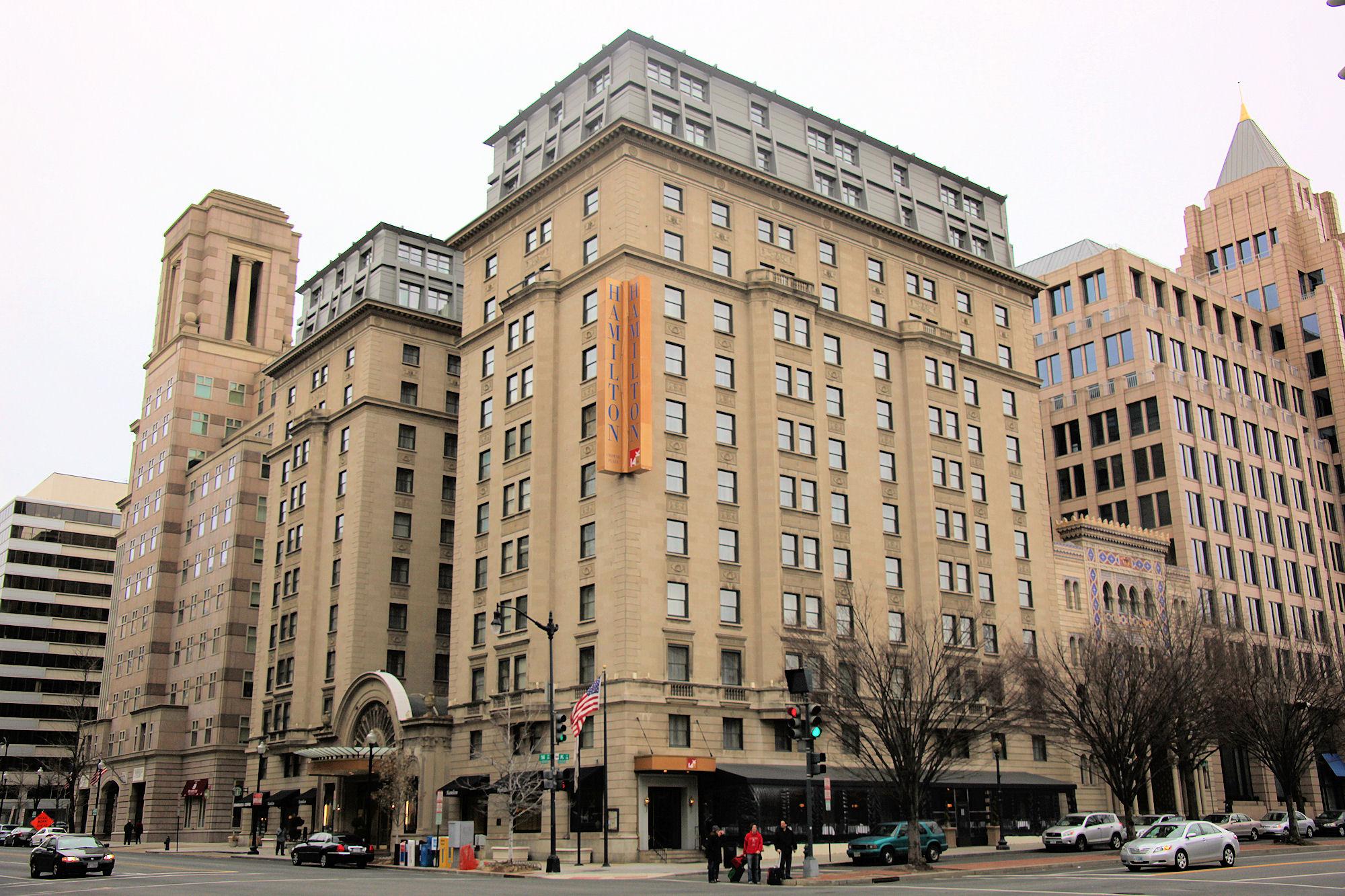 Hamilton Plaza Hotel Hamilton Ontario