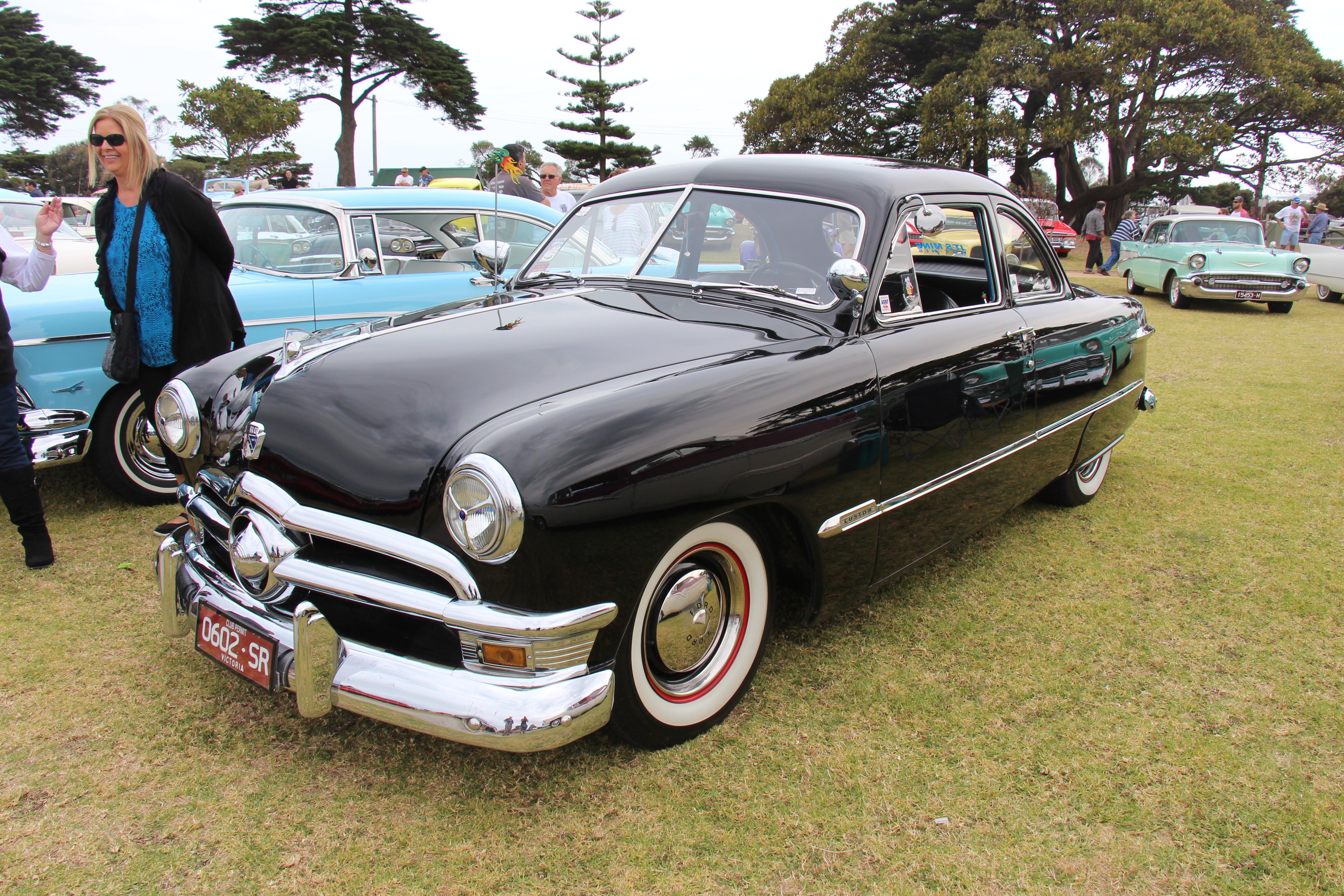 File 1950 Ford Custom Deluxe Tudor 16206832022 Jpg Wikimedia Commons