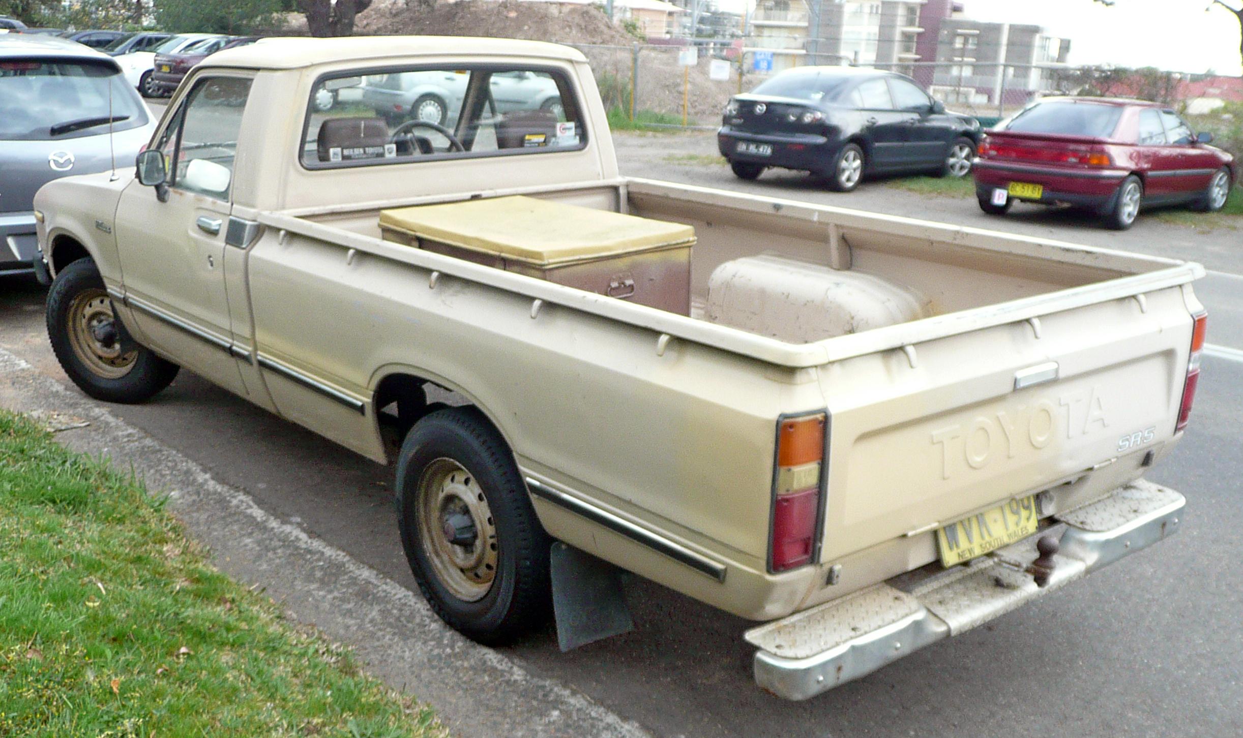 1979 4 Door Toyota Hilux For Sale Autos Post