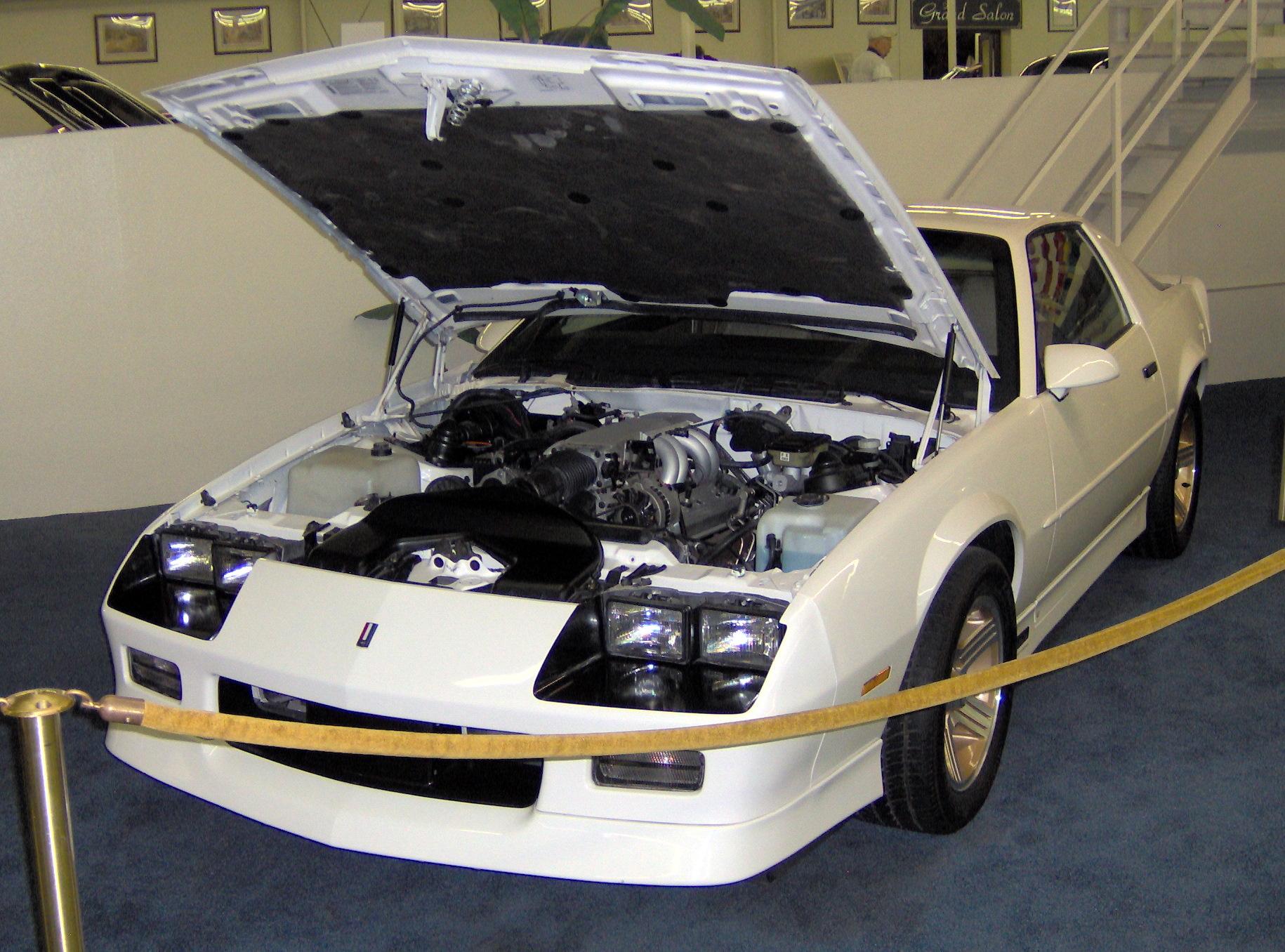 File 1989 chevrolet camaro z28 iroc 1le jpg