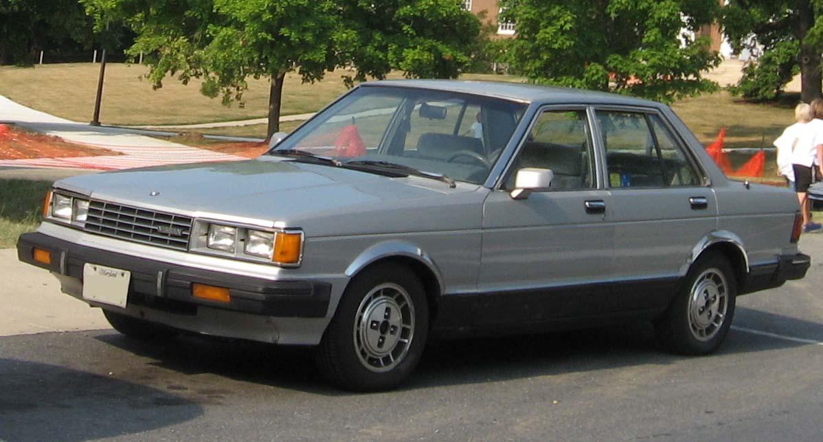 File:1st-Nissan-Maxima.jpg - Wikimedia Commons