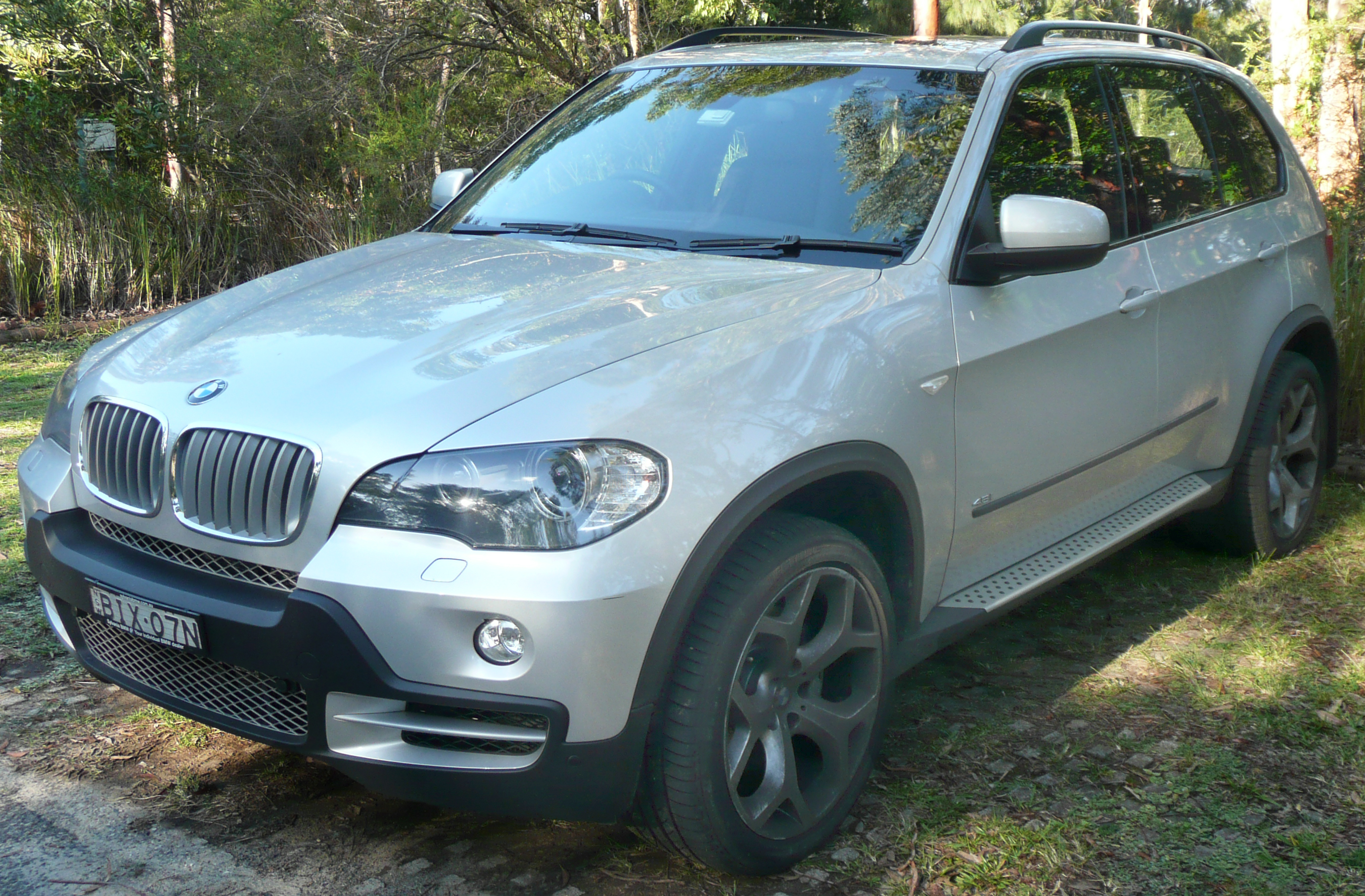 buy online used car 2007 bmw x5 e70 with cheap prices. Black Bedroom Furniture Sets. Home Design Ideas