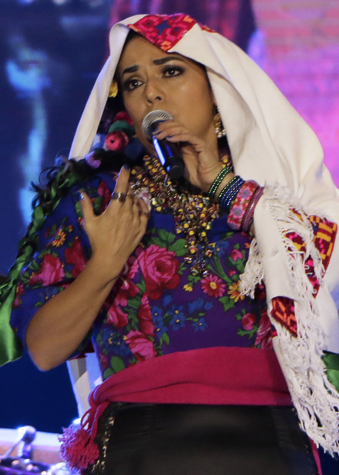 Downs performing in Mexico (2018)