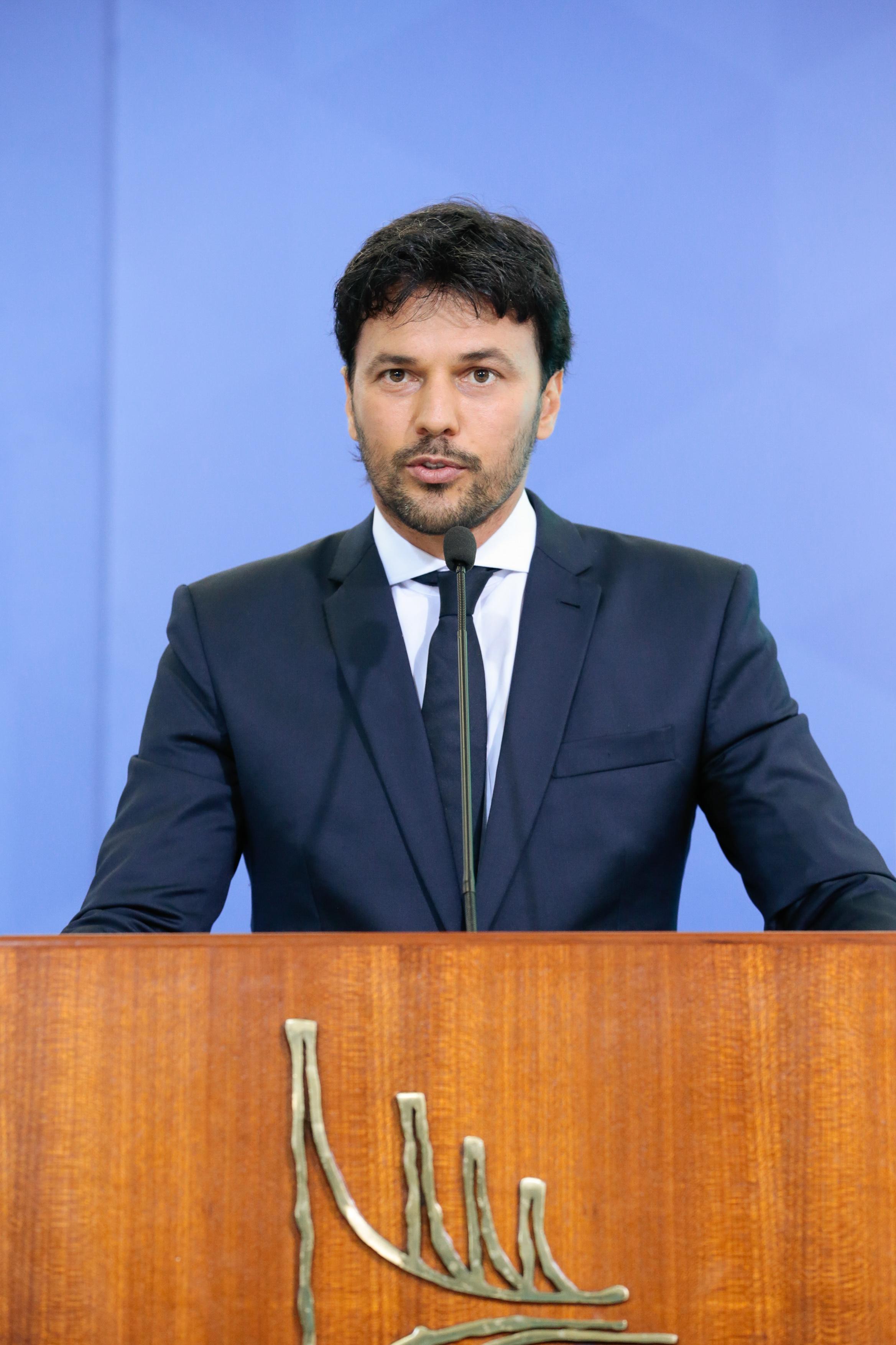 Fábio Faria (político) – Wikipédia, a enciclopédia livre