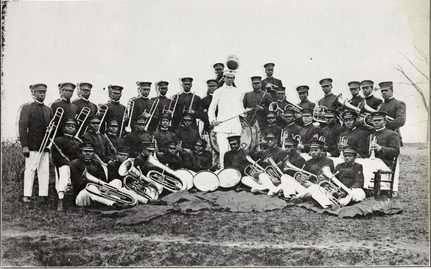 A&T Band in 1915.png