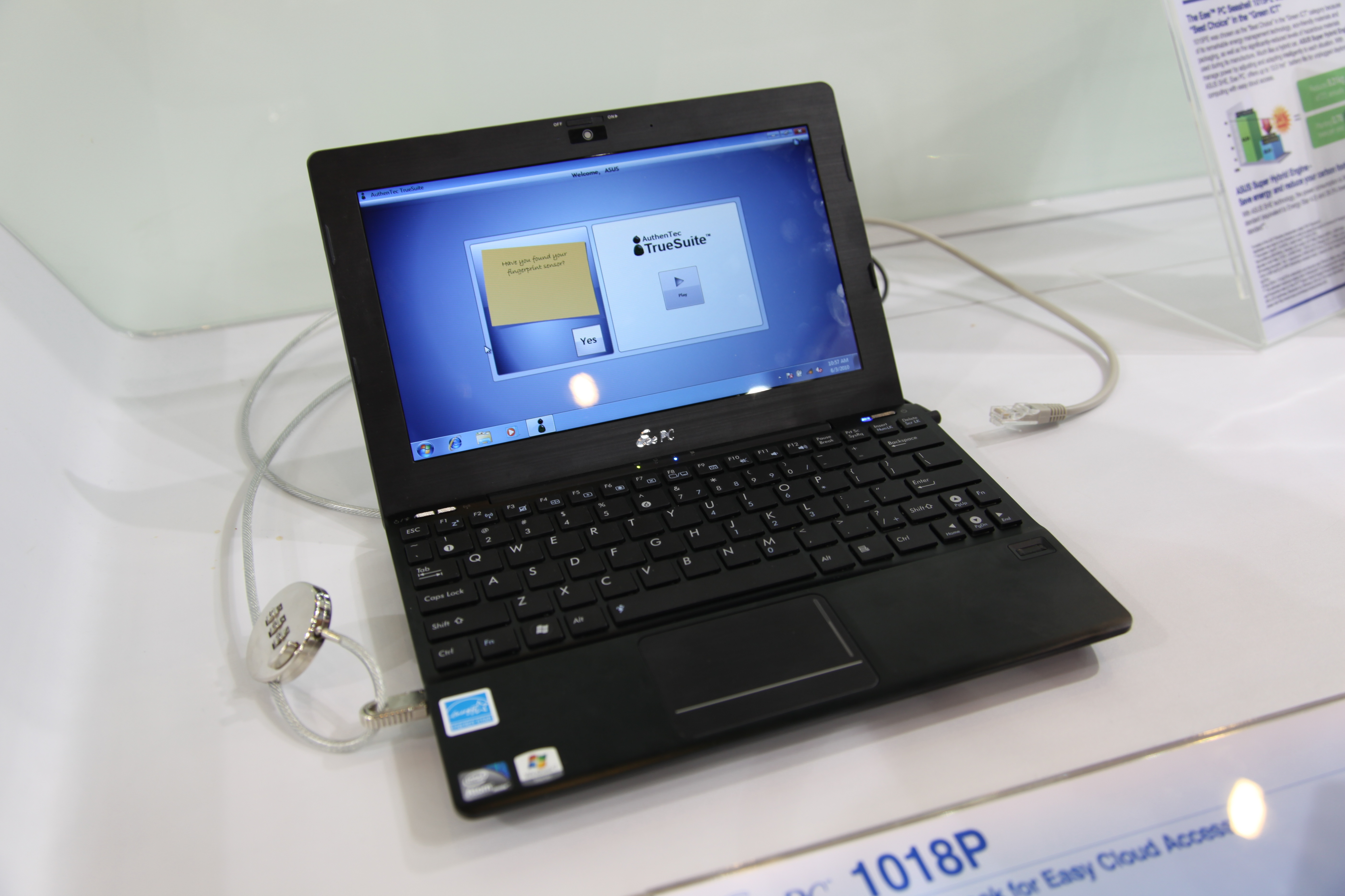 Asus Eee PC 1018P Driver for Windows 10