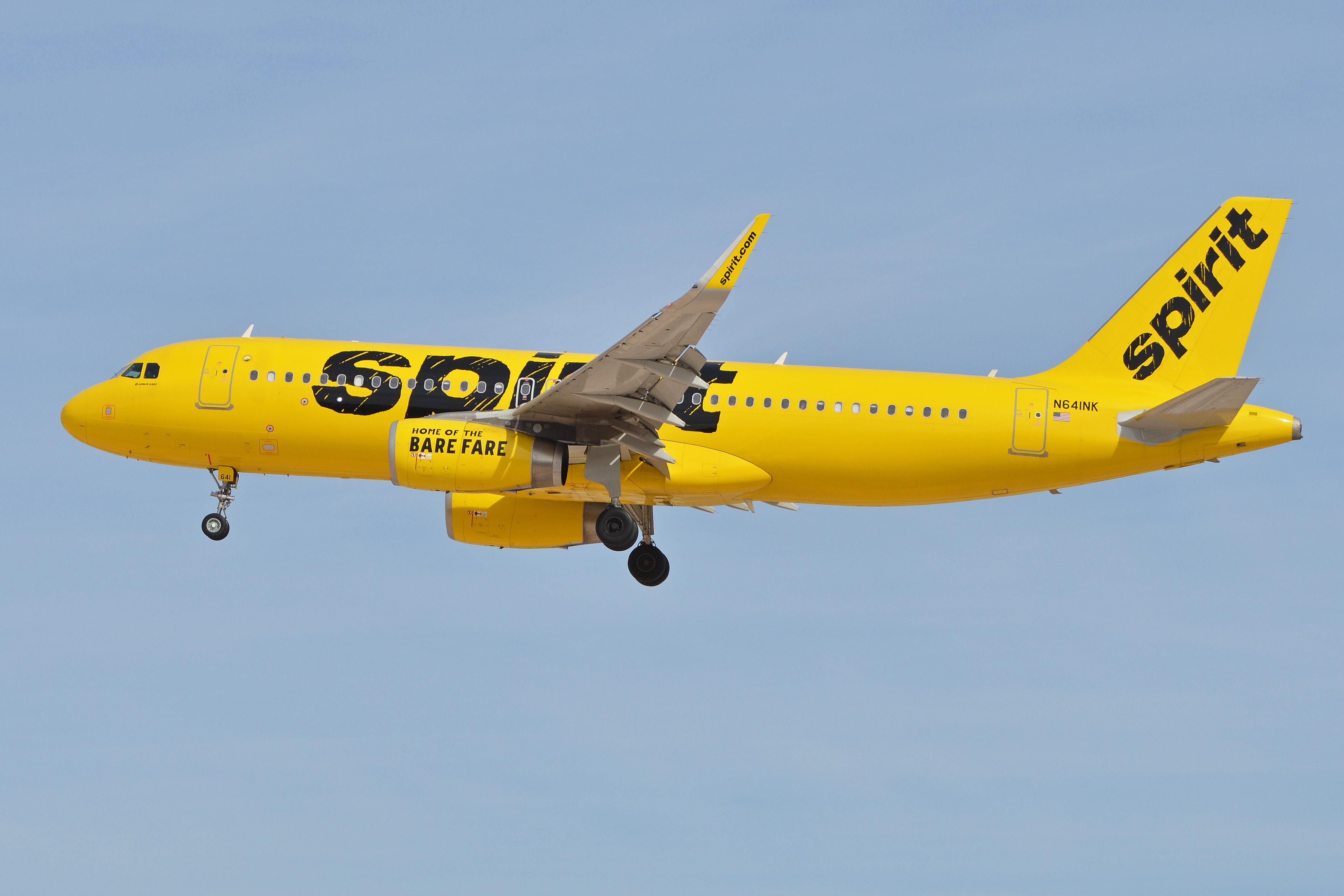 Spirit Flights From Myrtle Beach To Atlantic City