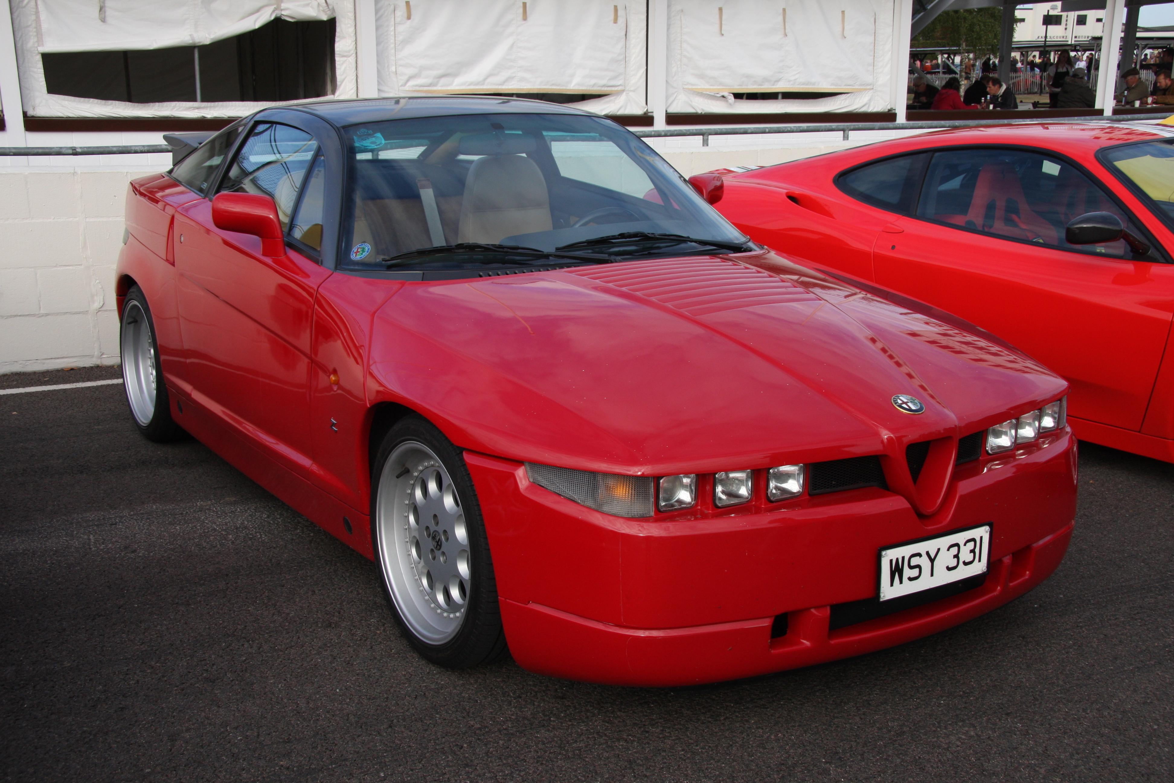 File Alfa Romeo Sz Mostro Jpg Wikimedia Commons