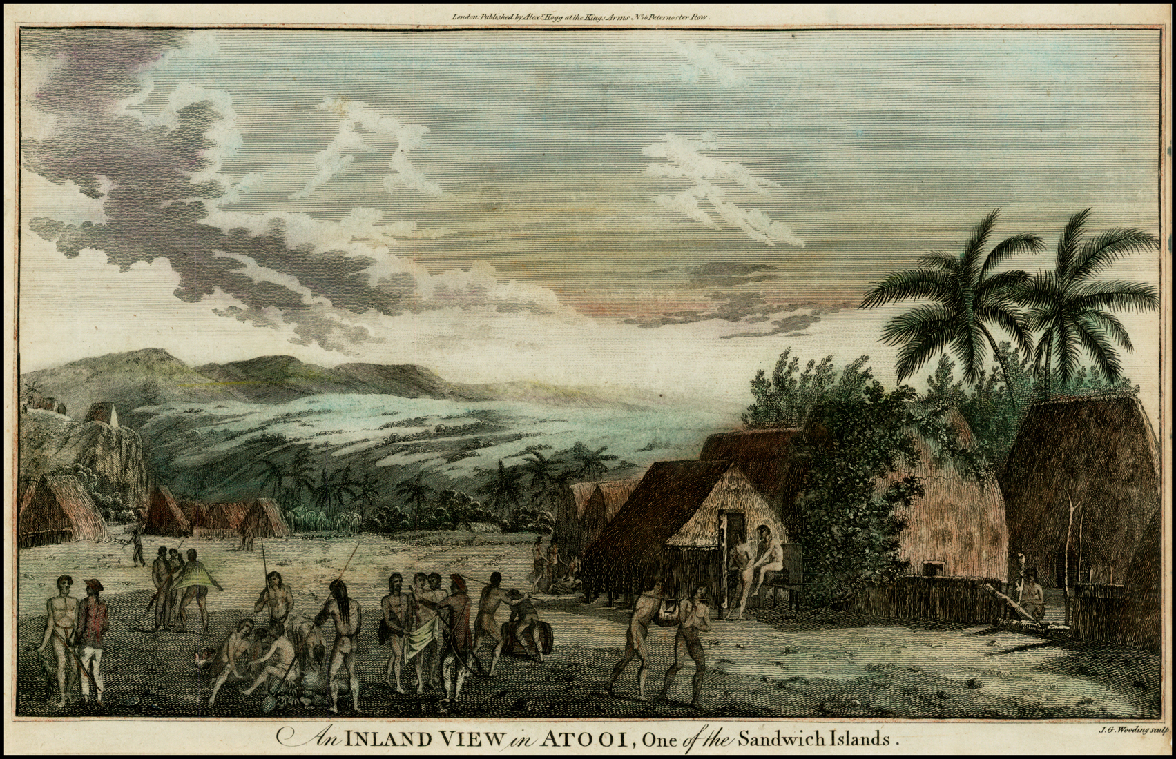 File:An Inland View in Atooi, One of the Sandwich Islands (1785)