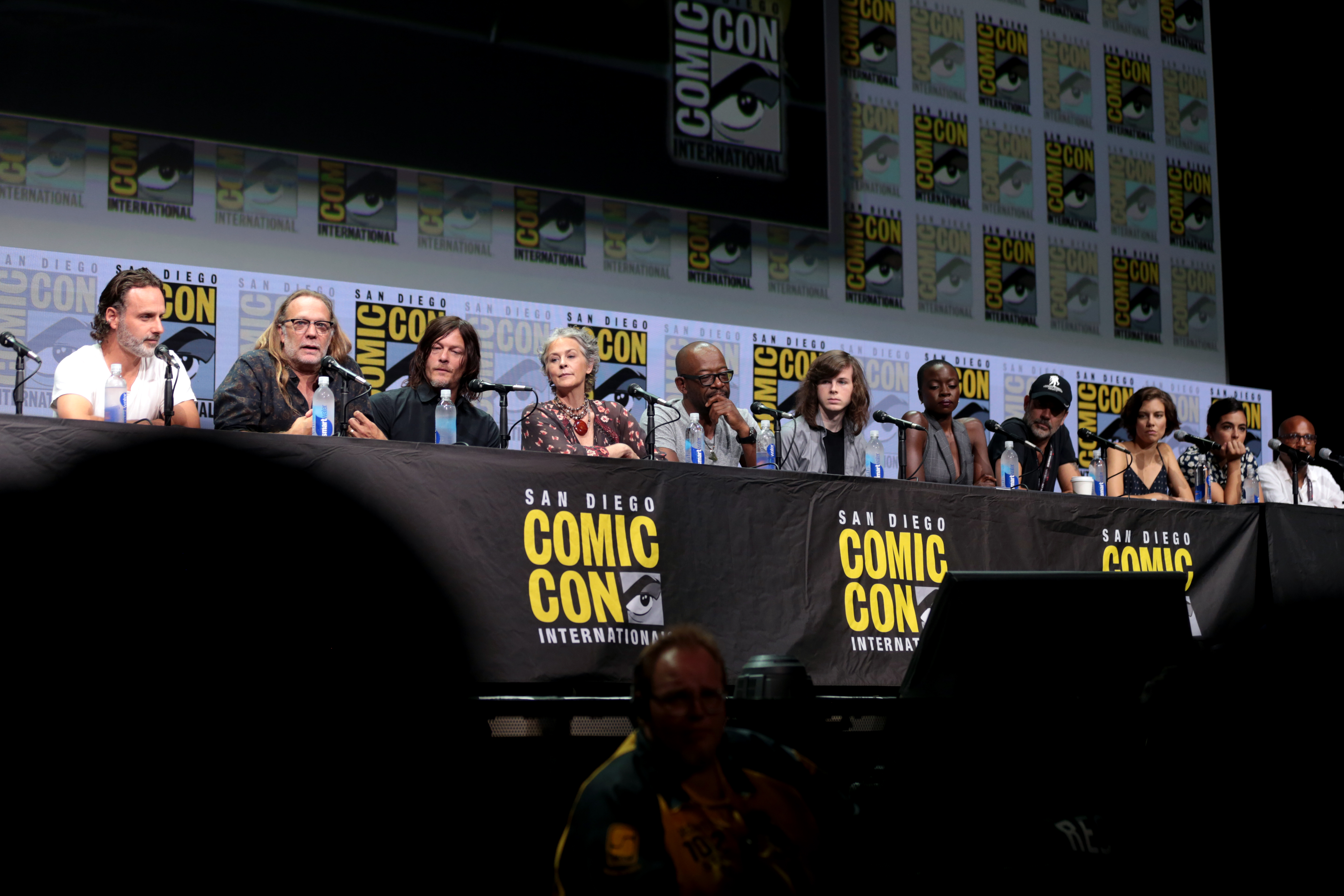 List of The Walking Dead (TV series) characters - Wikipedia
