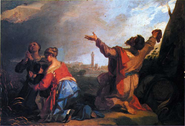 File:Aparición de la Virgen a San Isidro sobre el cielo de Bolonia.jpg