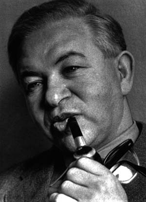 Portrait of Arne Jacobsen