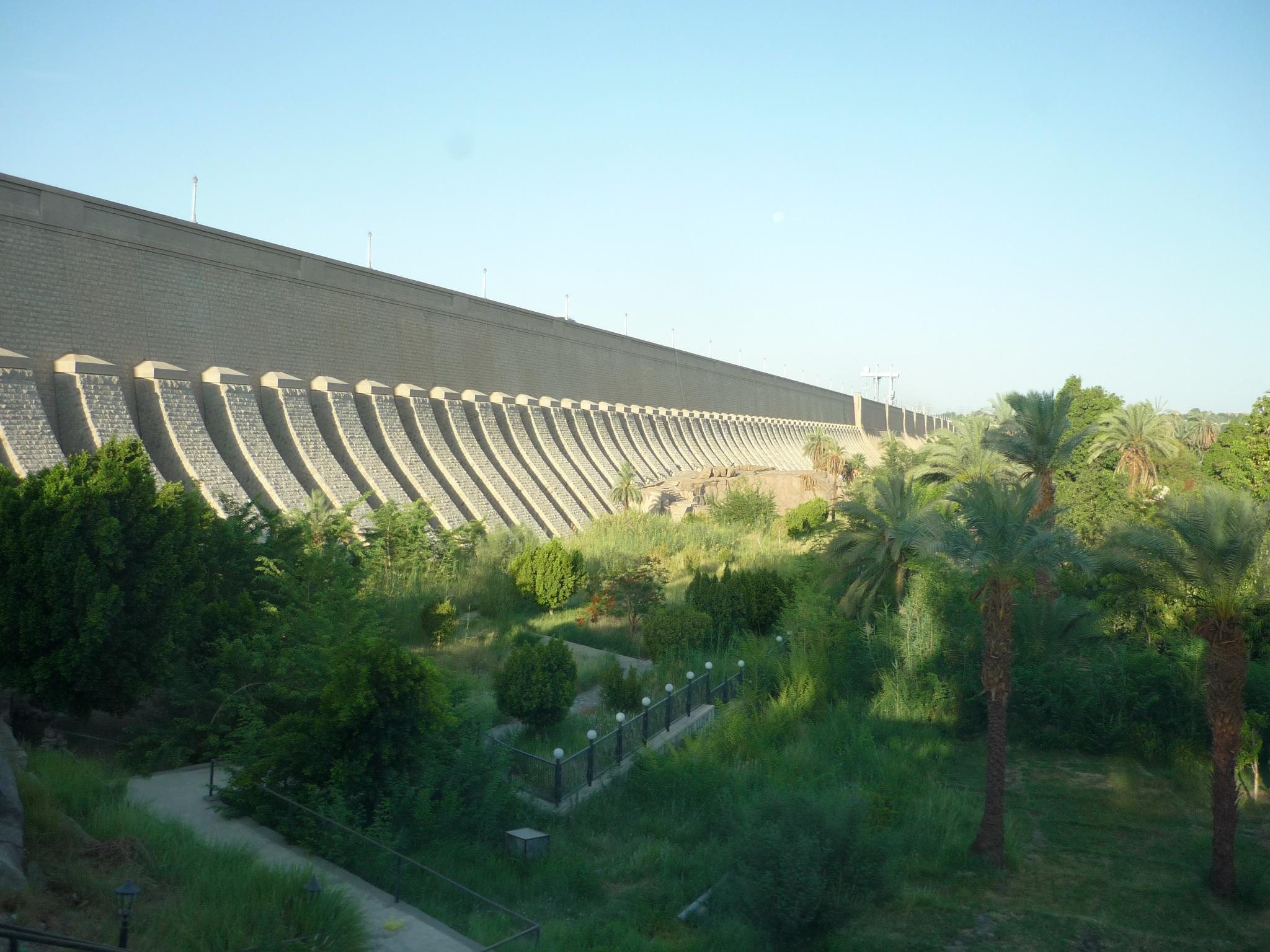 Ancien barrage d'Assouan — Wikipédia