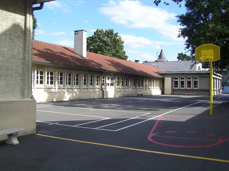 File Aulnay sous Bois Ecole primaire Le Parc jpg Wikimedia Commons # Parc Aulnay Sous Bois